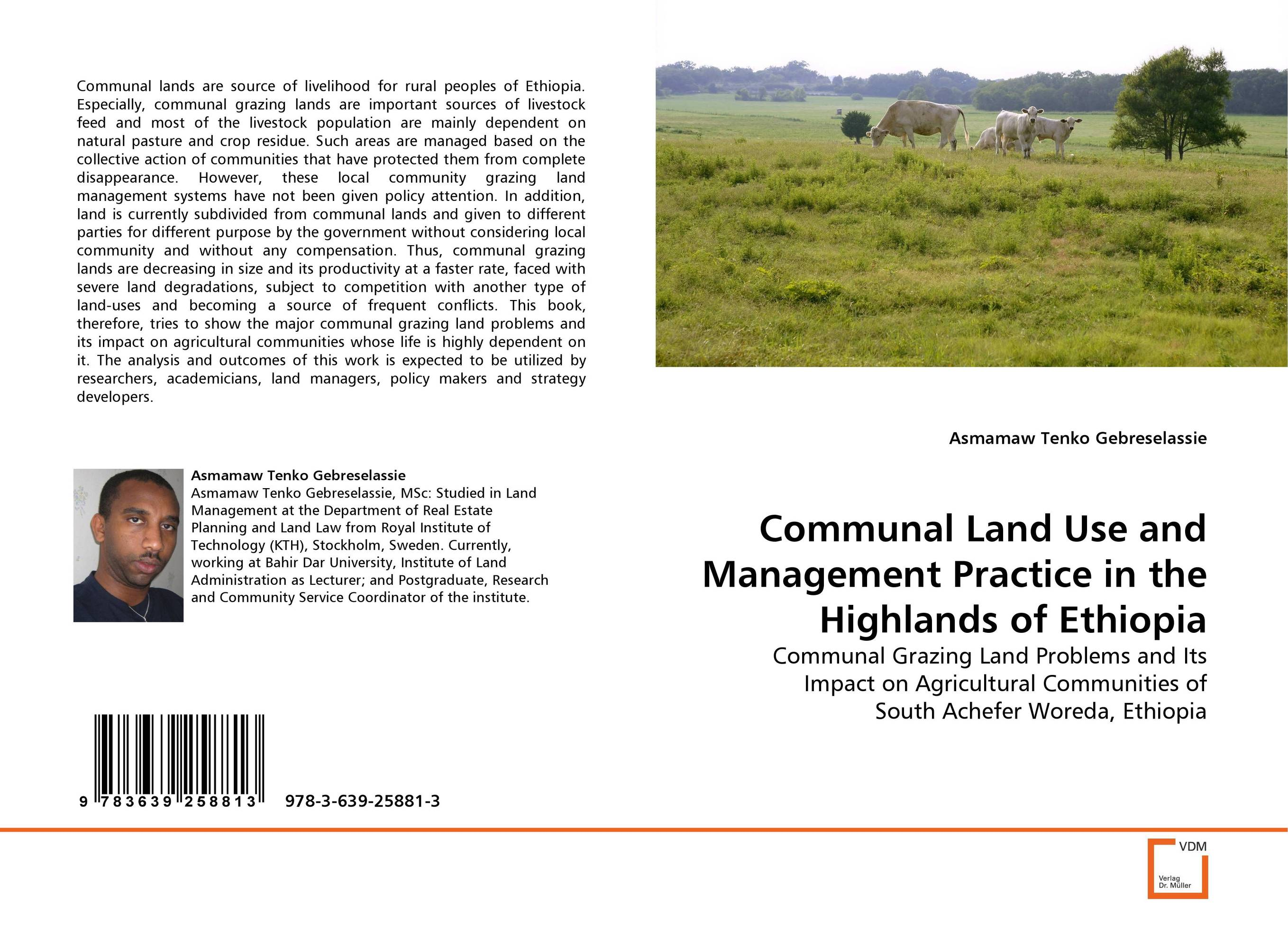 Communal Land Use and Management Practice in the Highlands of Ethiopia livestock grazing and natural resource management in kumaon hills