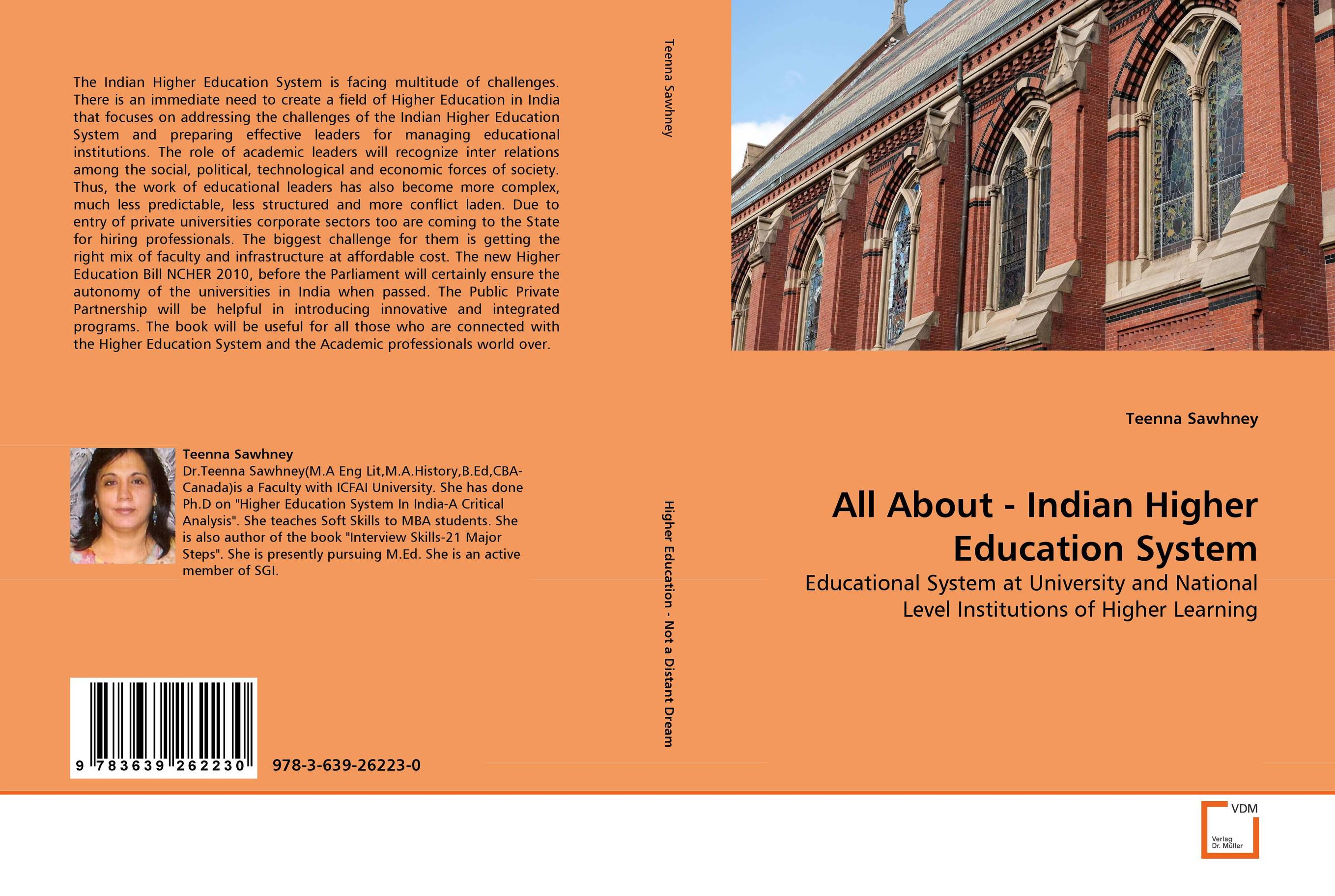 All About - Indian Higher Education System