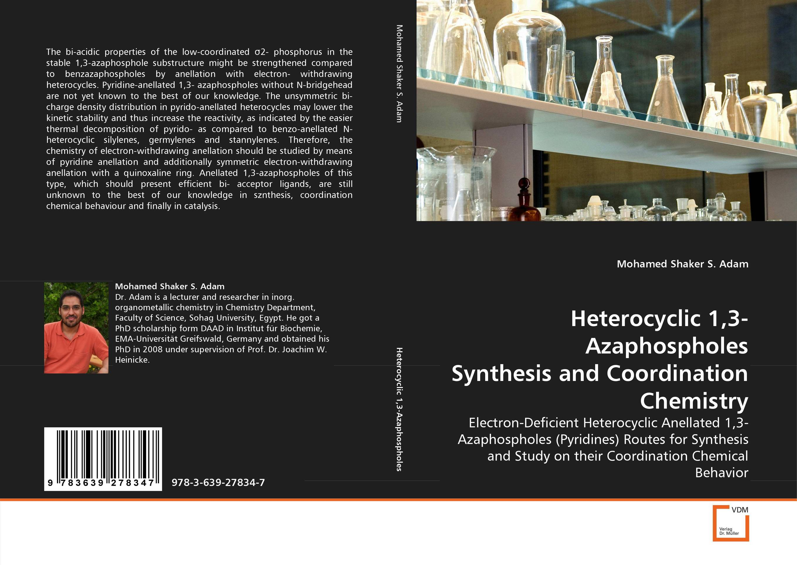 Heterocyclic 1,3-Azaphospholes Synthesis and Coordination Chemistry