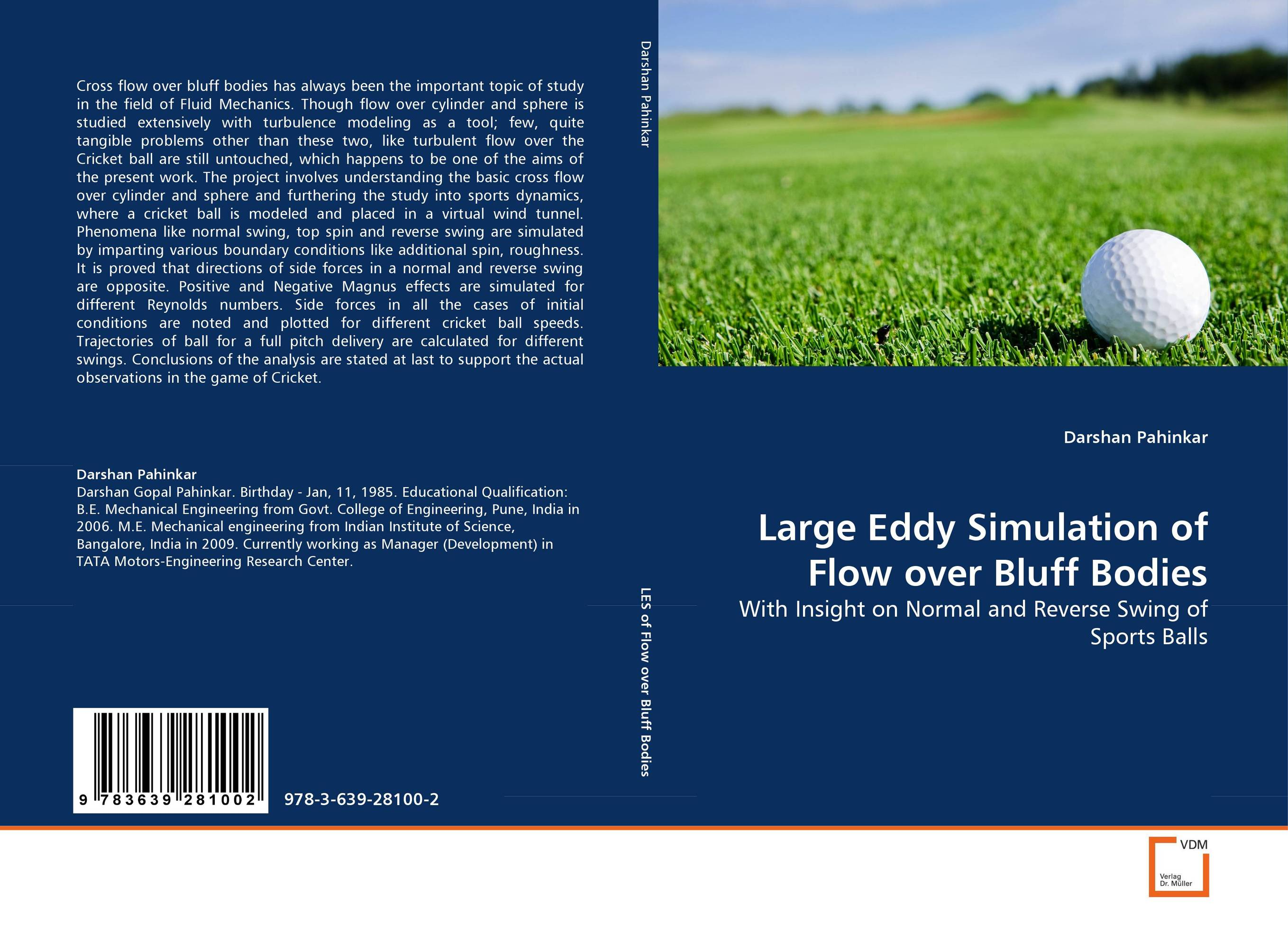 Large Eddy Simulation of Flow over Bluff Bodies the other side of silence