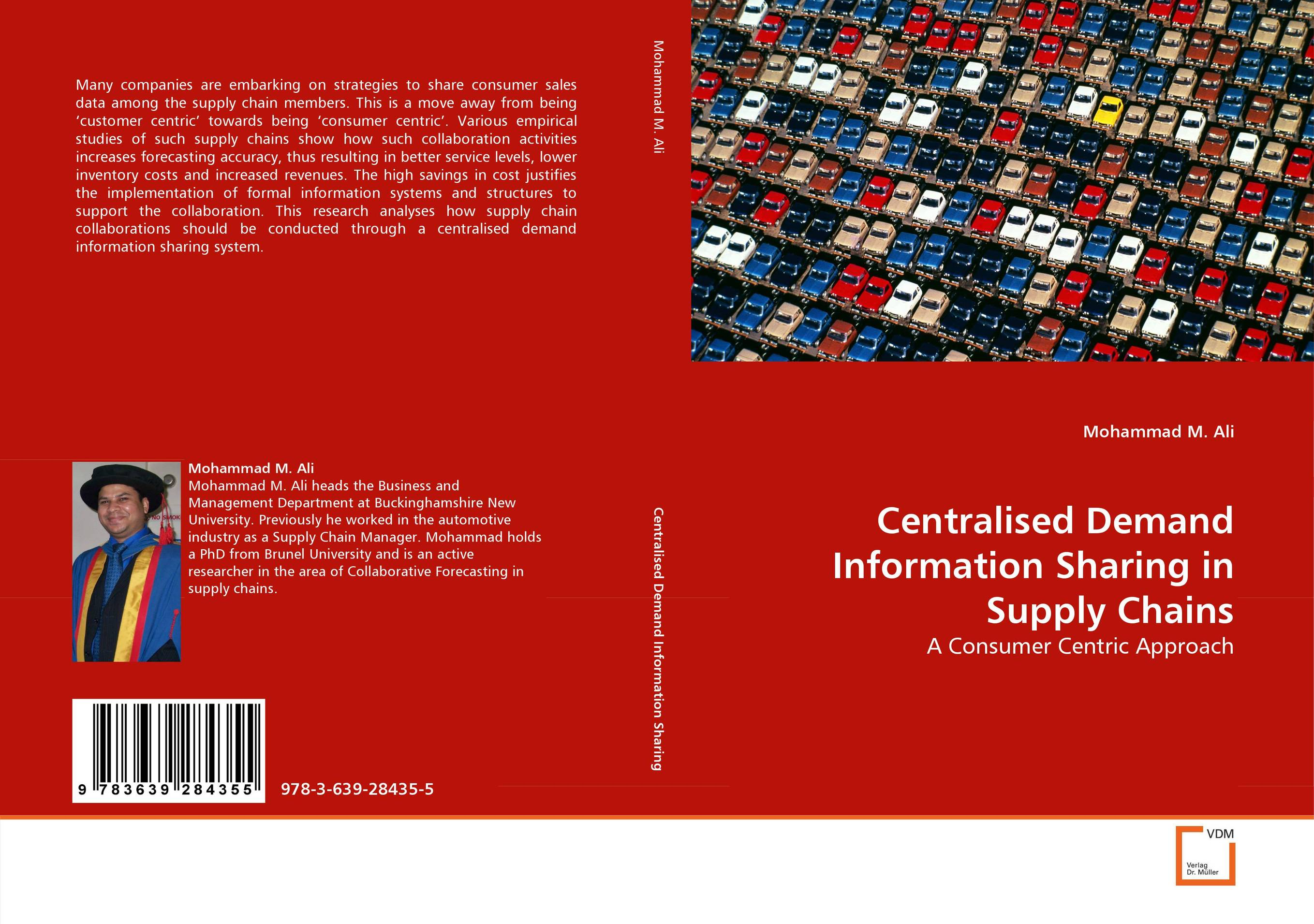 Centralised Demand Information Sharing in Supply Chains robert davis a demand driven inventory optimization and replenishment creating a more efficient supply chain