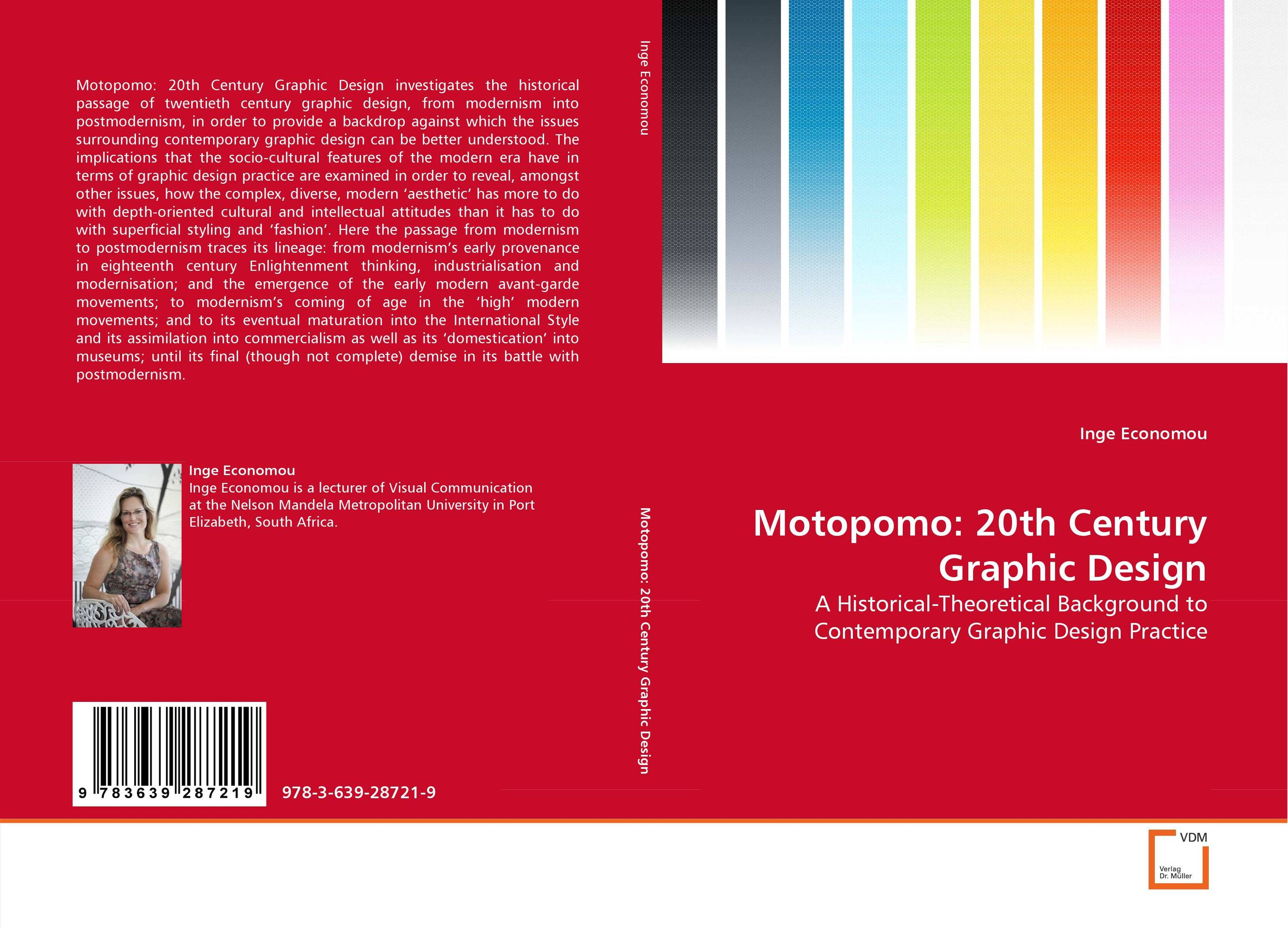 Motopomo: 20th Century Graphic Design concepts of modern art from fauvism to postmodernism