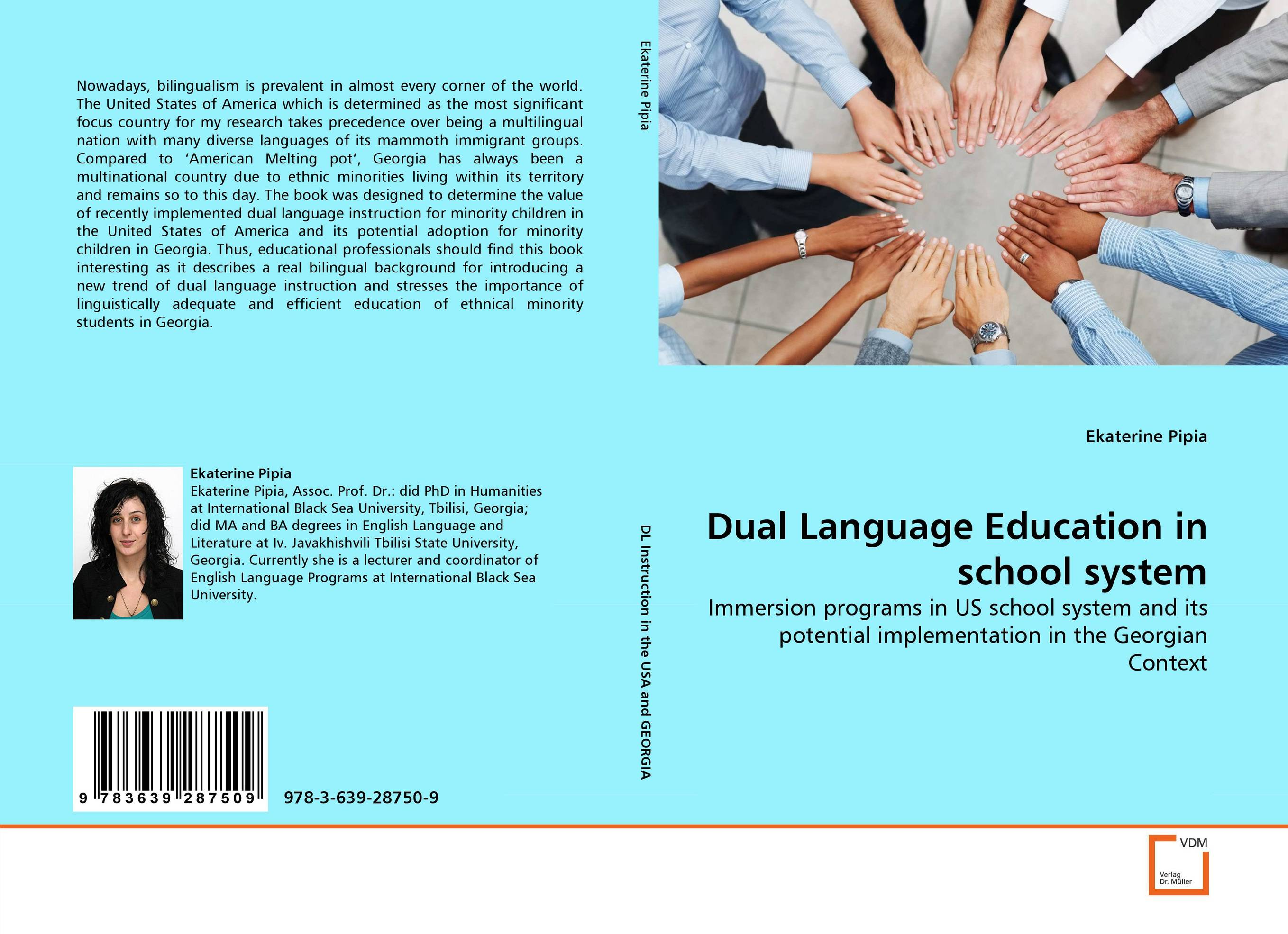 Dual Language Education in school system