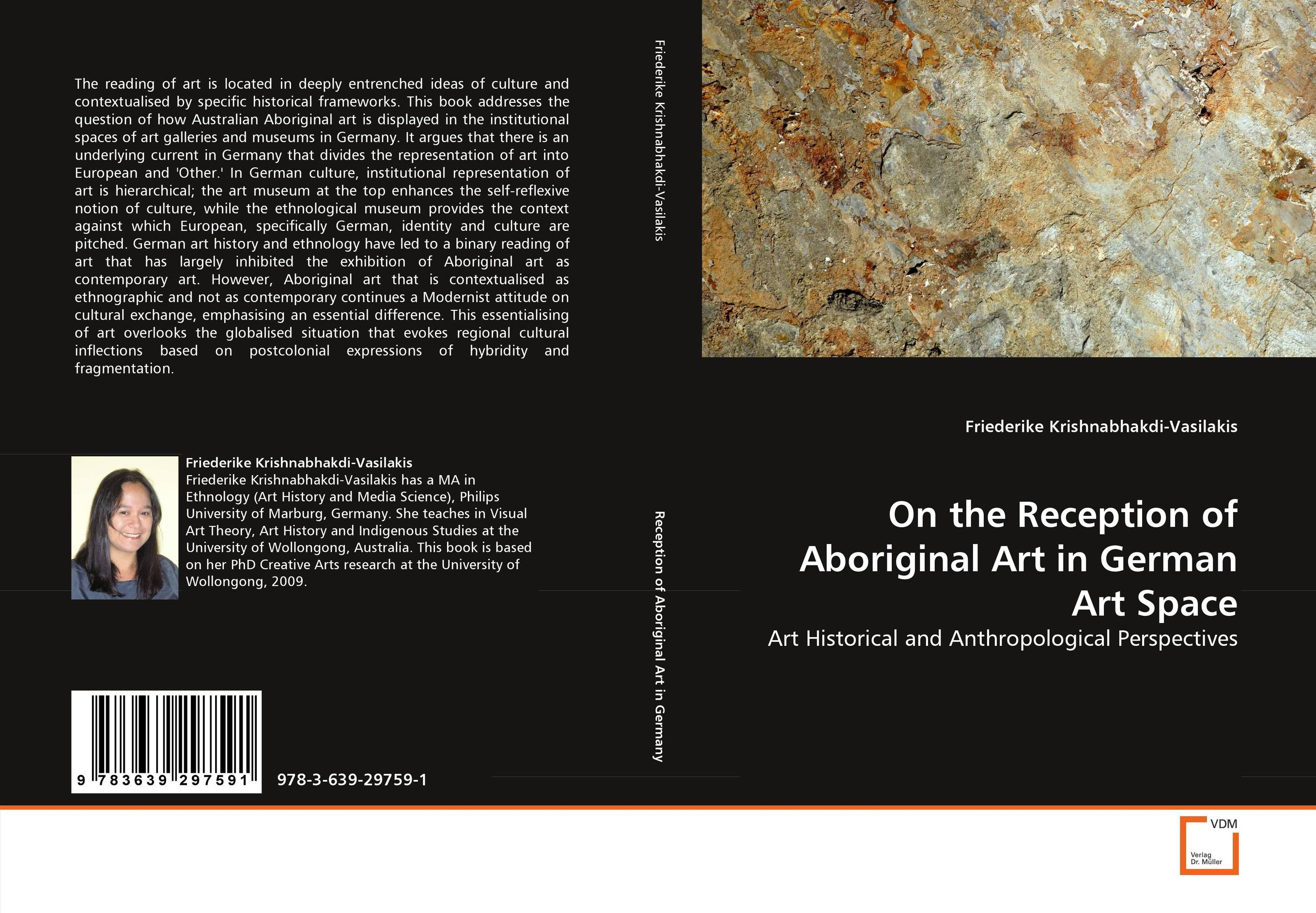 On the Reception of Aboriginal Art in German Art Space the art of shaving дорожный набор с помпой carry on сандал