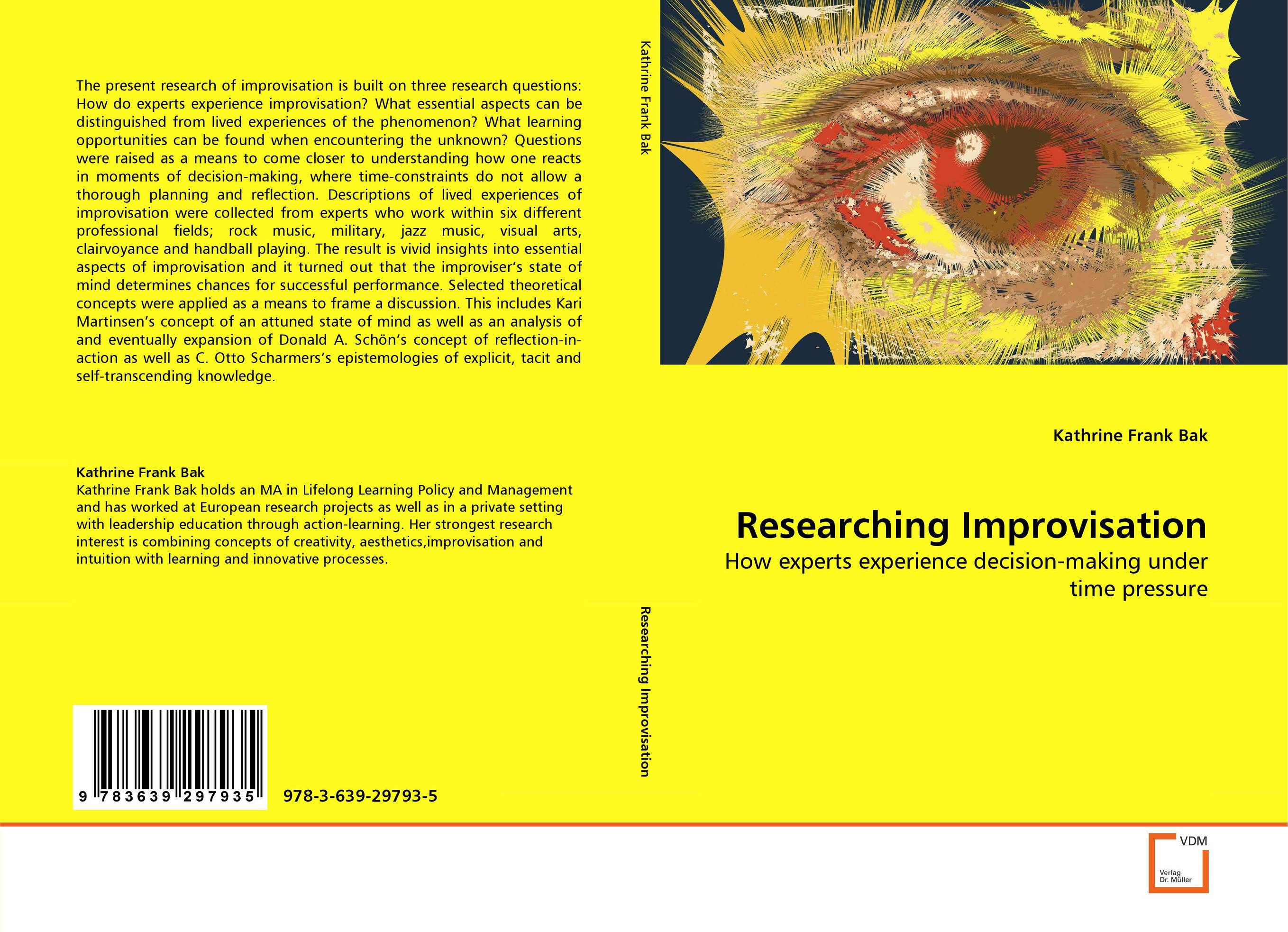 Researching Improvisation affair of state an