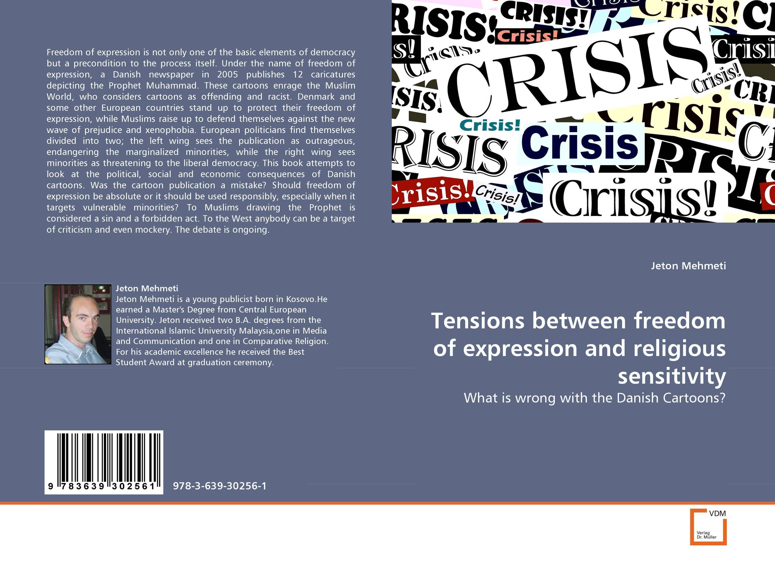 Tensions between freedom of expression and religious sensitivity shari a and muslim minorities