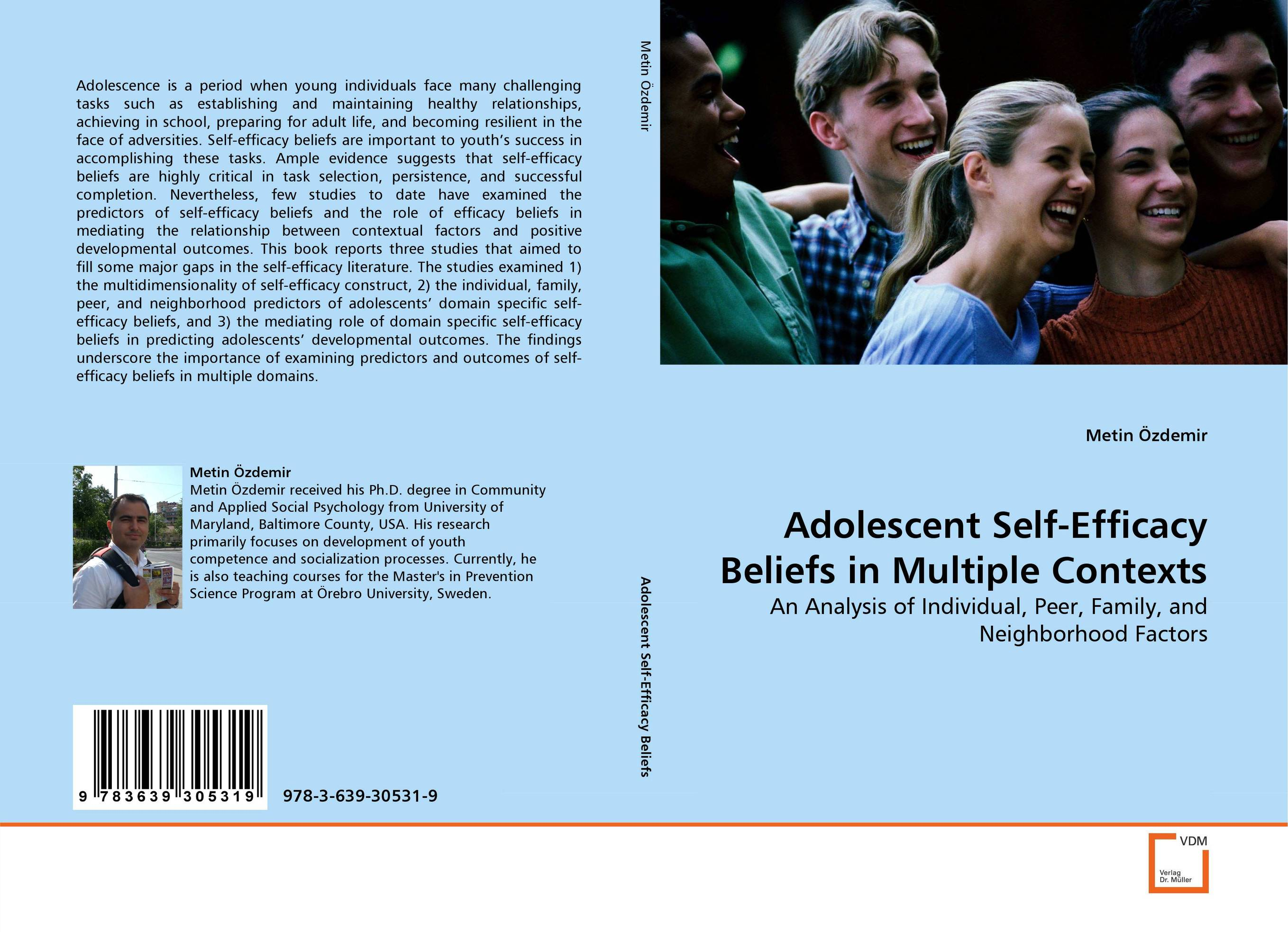 Adolescent Self-Efficacy Beliefs in Multiple Contexts self regulation and motivational beliefs in mathematics achievement