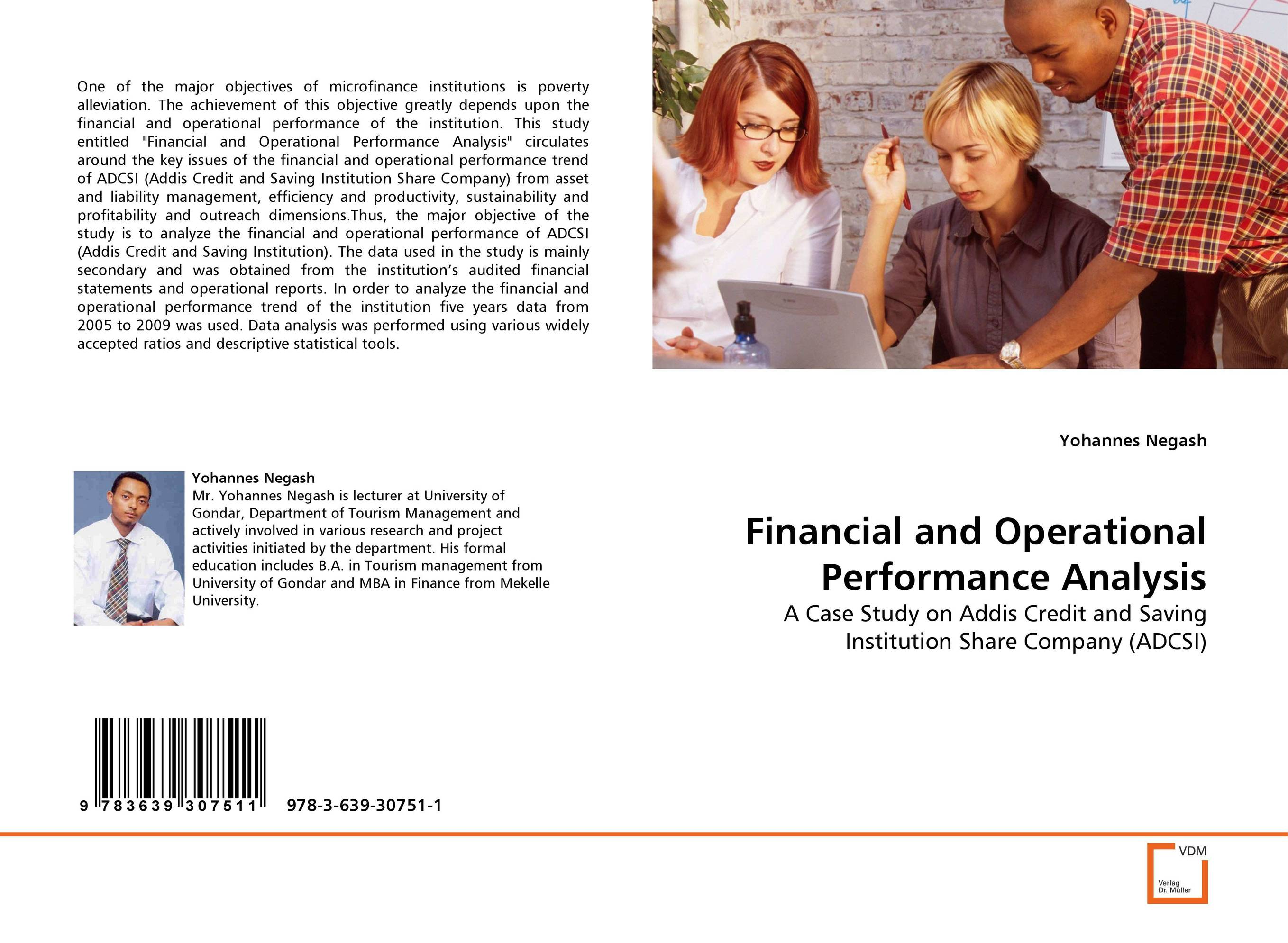 Financial and Operational Performance Analysis outreach sustainability and growth of saving and credit cooperatives