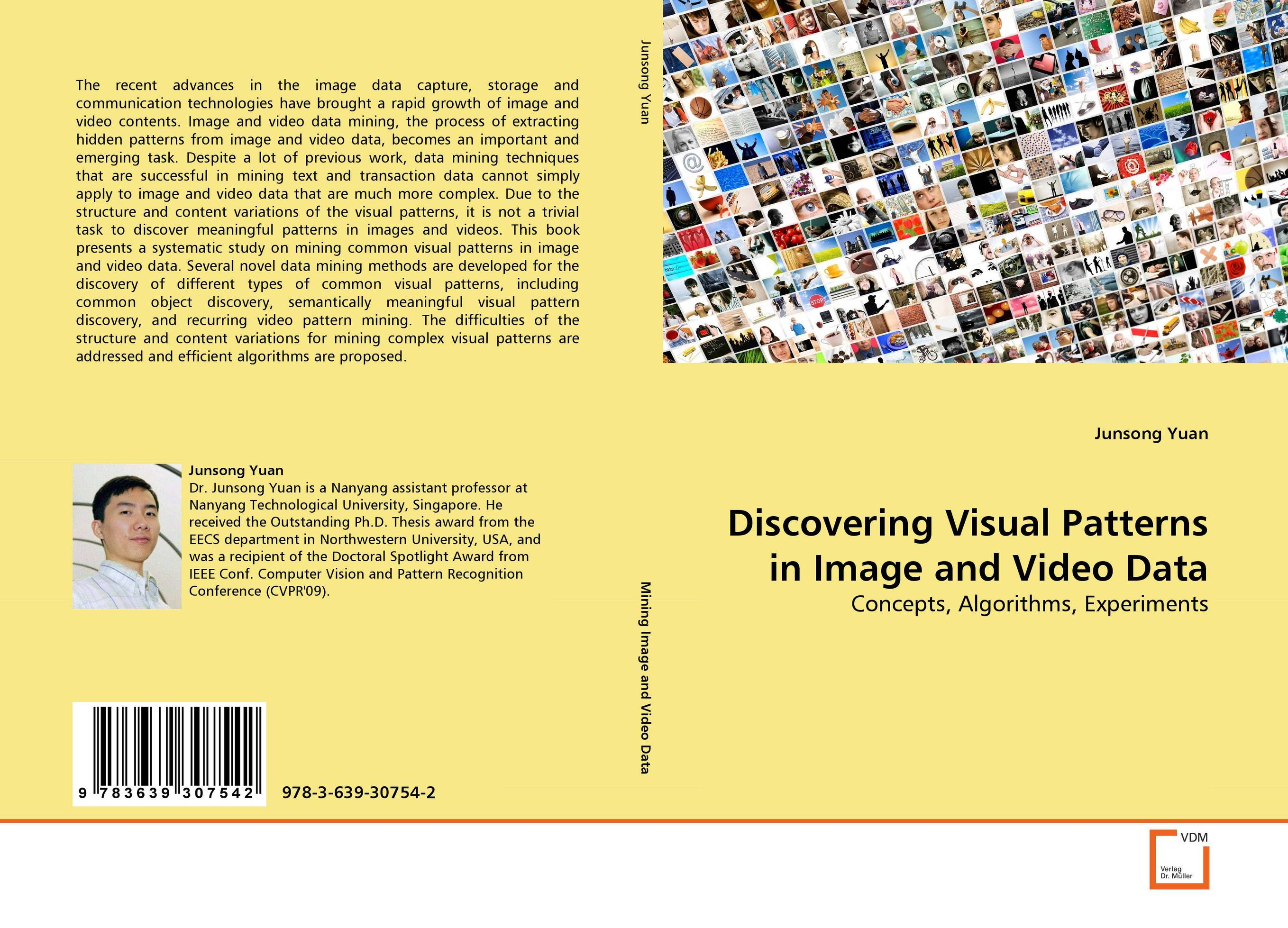 Discovering Visual Patterns in Image and Video Data capture of haccp data in the abattoir