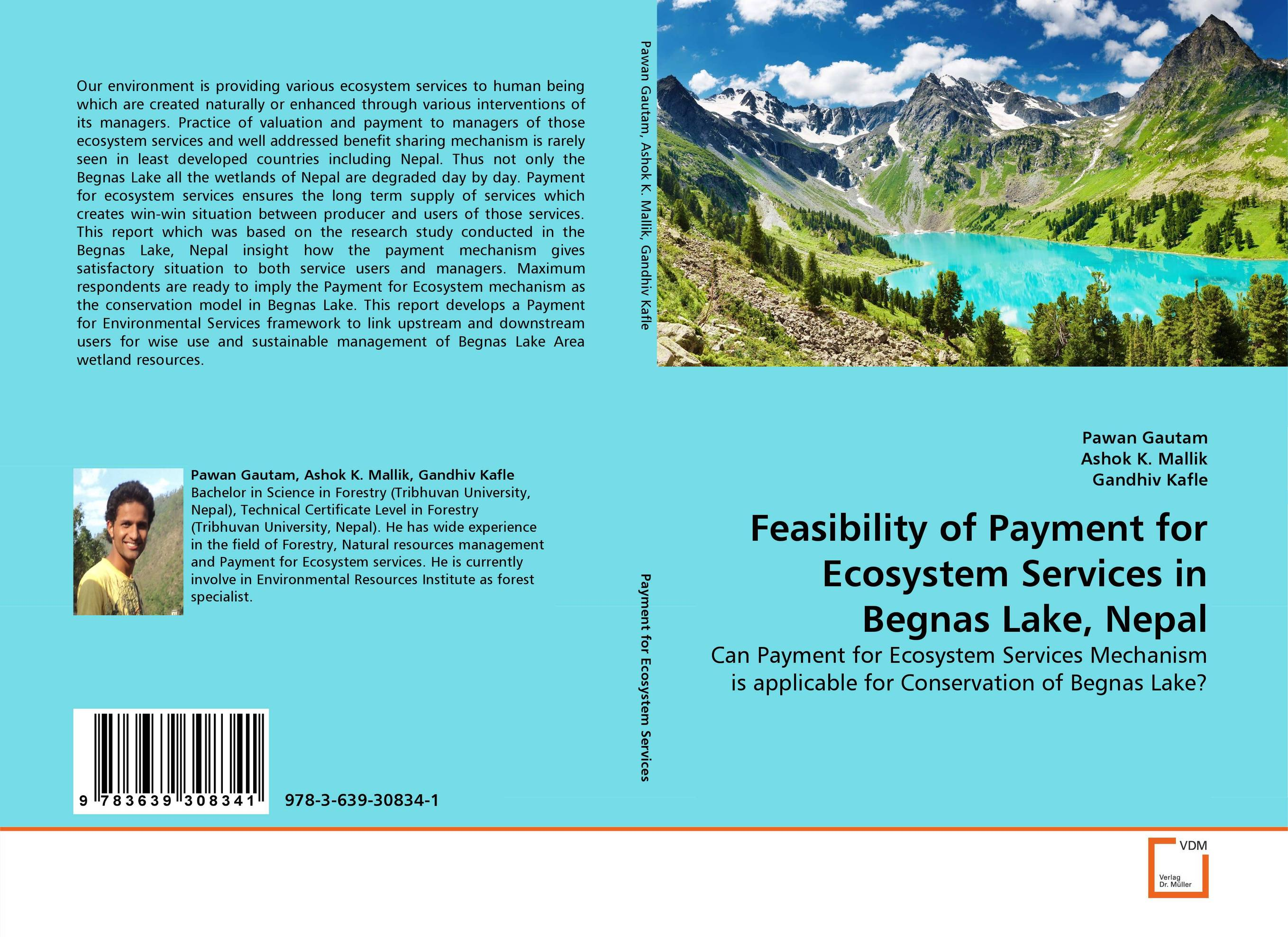 цена на Feasibility of Payment for Ecosystem Services in Begnas Lake, Nepal