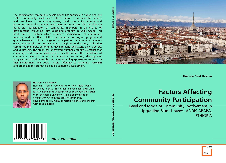 Factors Affecting Community Participation political participation of the tea tribes community