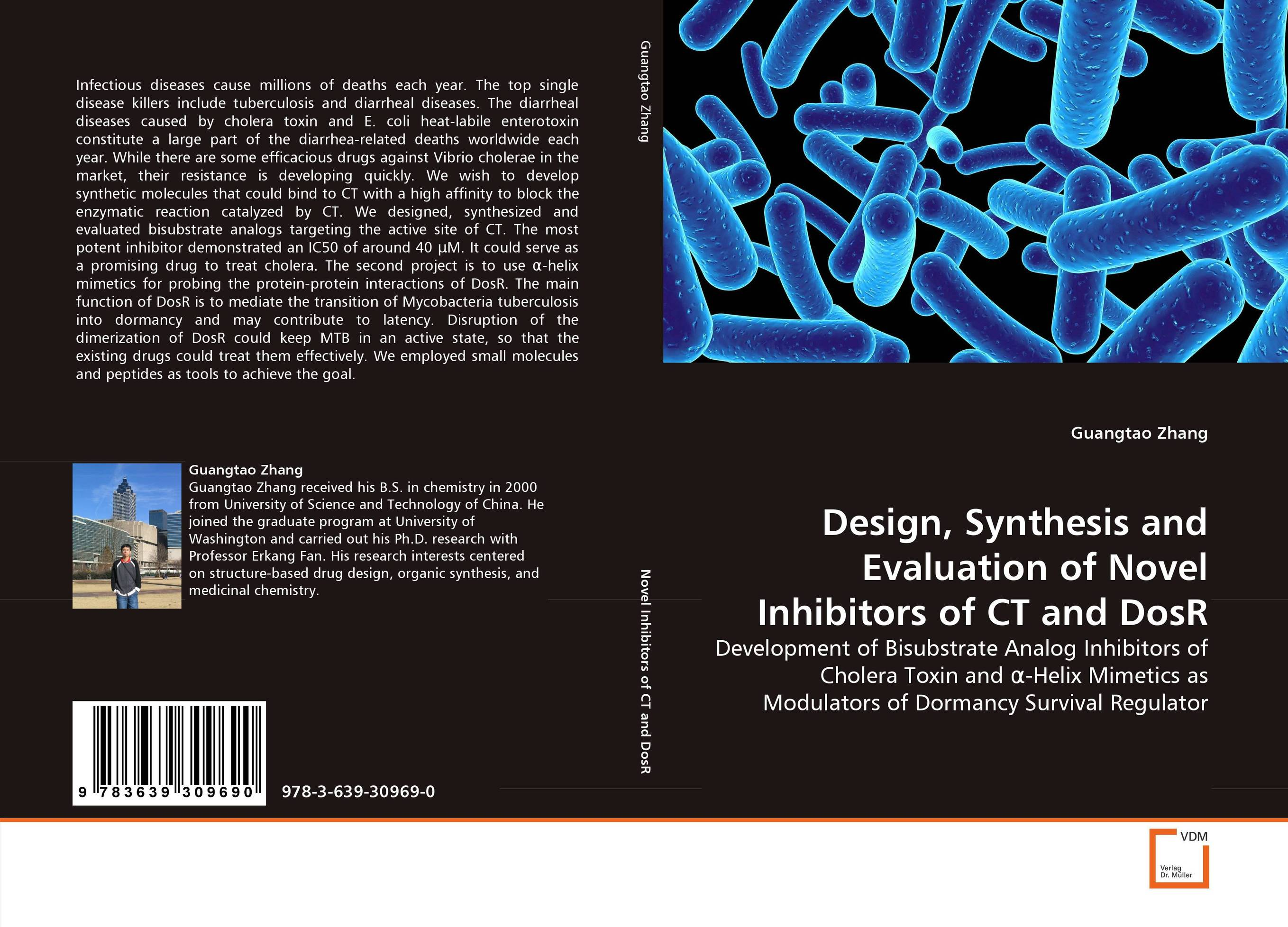 Design, Synthesis and Evaluation of Novel Inhibitors of CT and DosR design and evaluation of microemulsion gel system of nadifloxacin