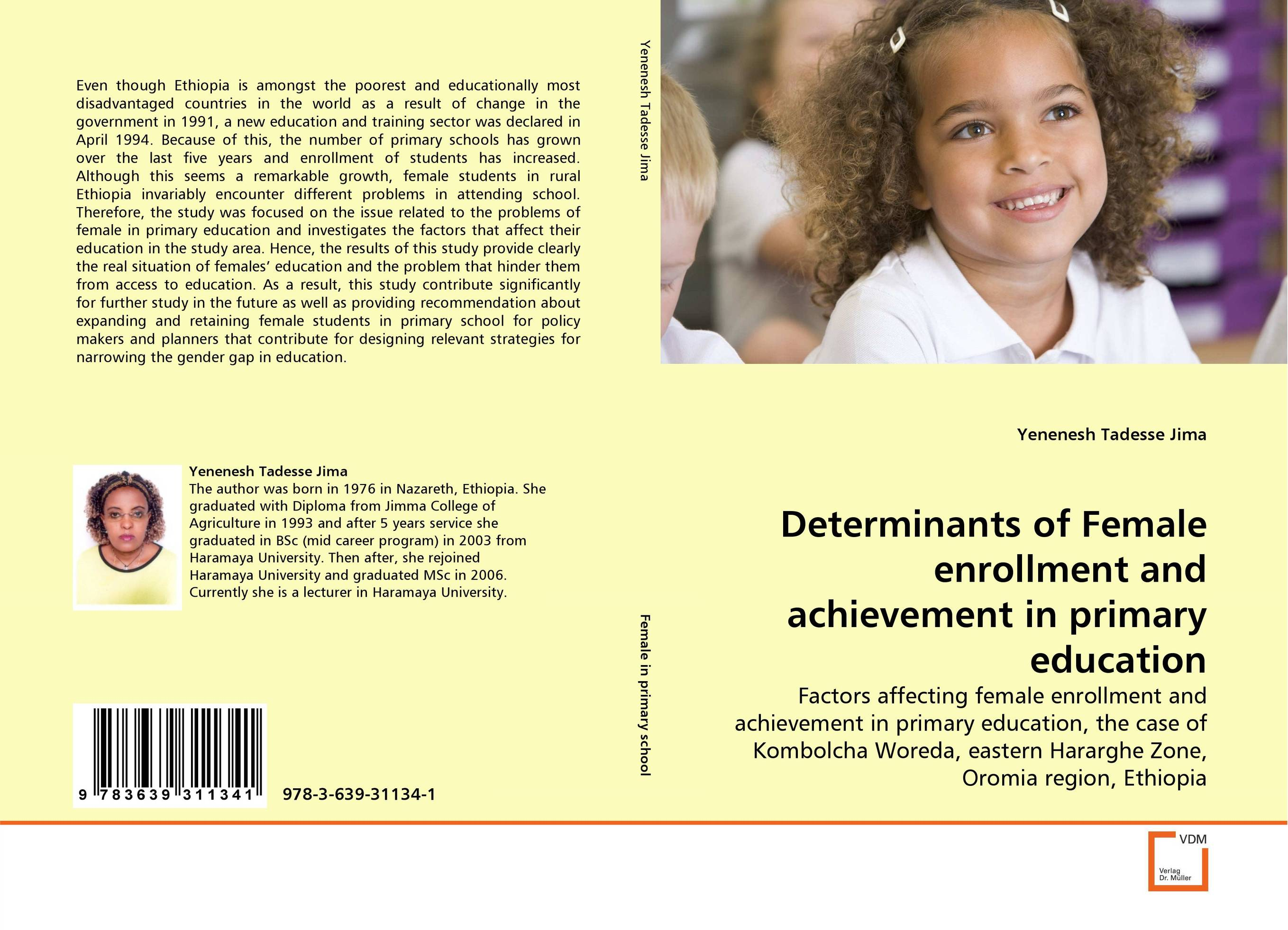Determinants of Female enrollment and achievement in primary education kids don t want to fail – oppositional culture and the black–white achievement gap