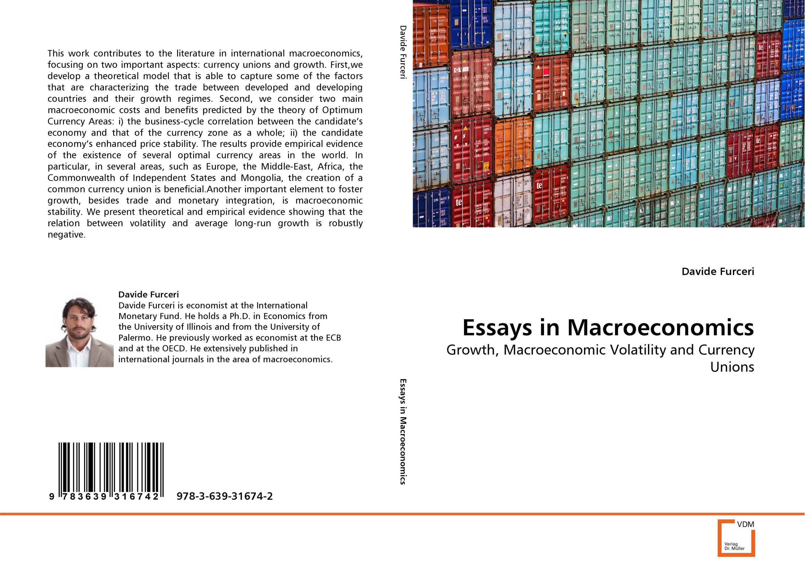 Essays in Macroeconomics rakesh kumar tiwari and rajendra prasad ojha conformation and stability of mixed dna triplex