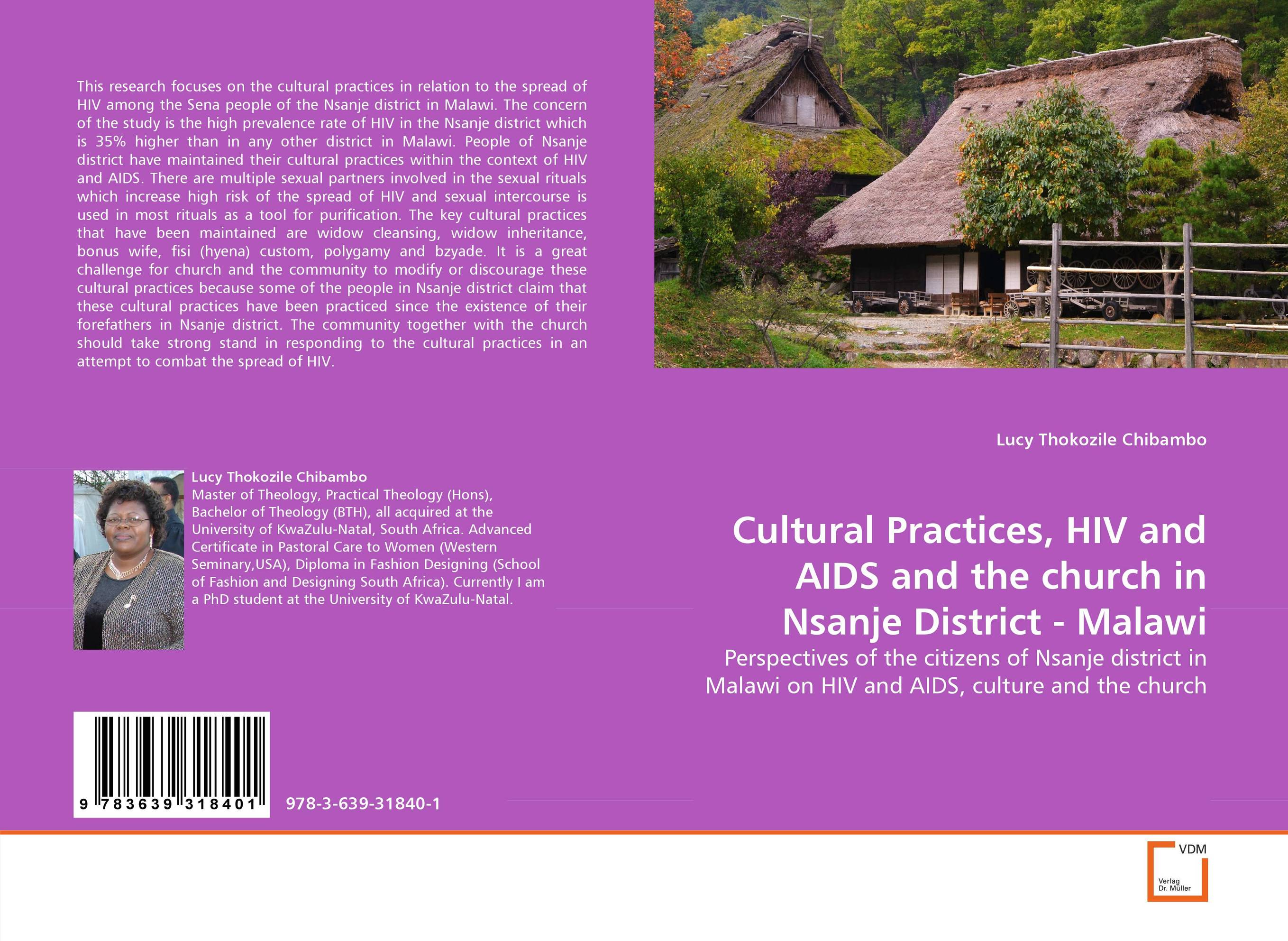 Cultural Practices, HIV and AIDS and the church in Nsanje District - Malawi