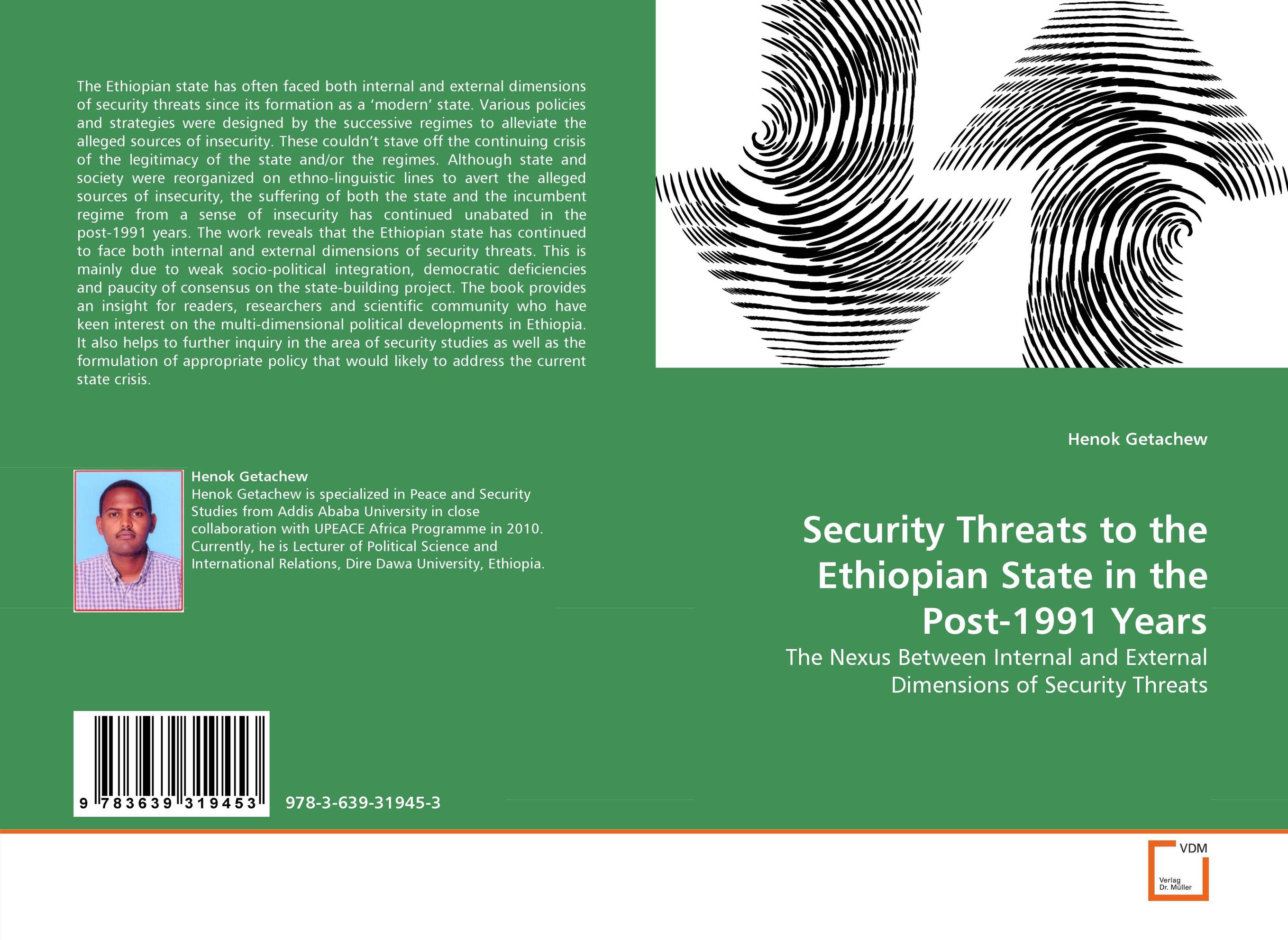 Security Threats to the Ethiopian State in the Post-1991 Years immunity of heads of state