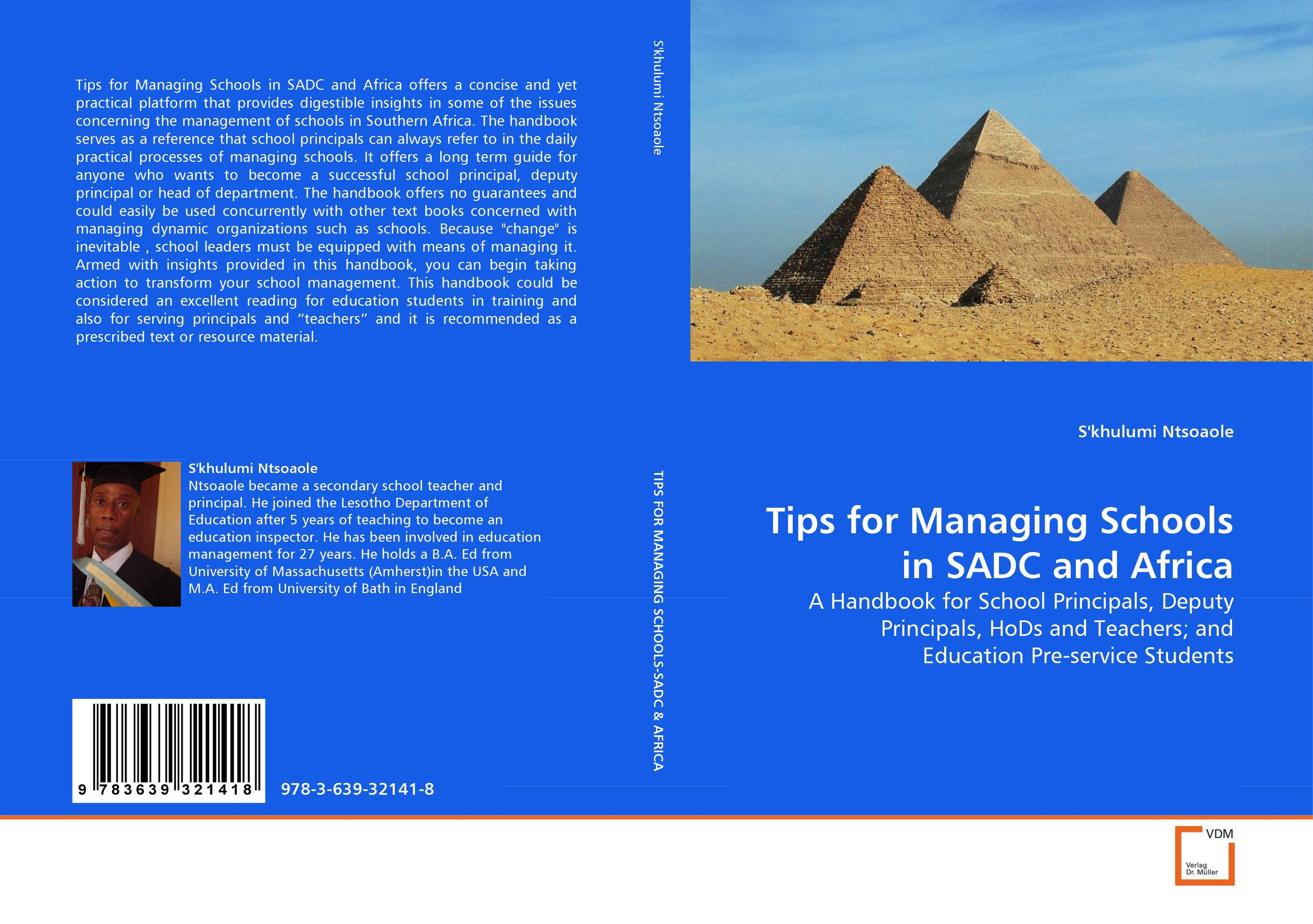 Tips for Managing Schools in SADC and Africa handbook of the exhibition of napier relics and of books instruments and devices for facilitating calculation