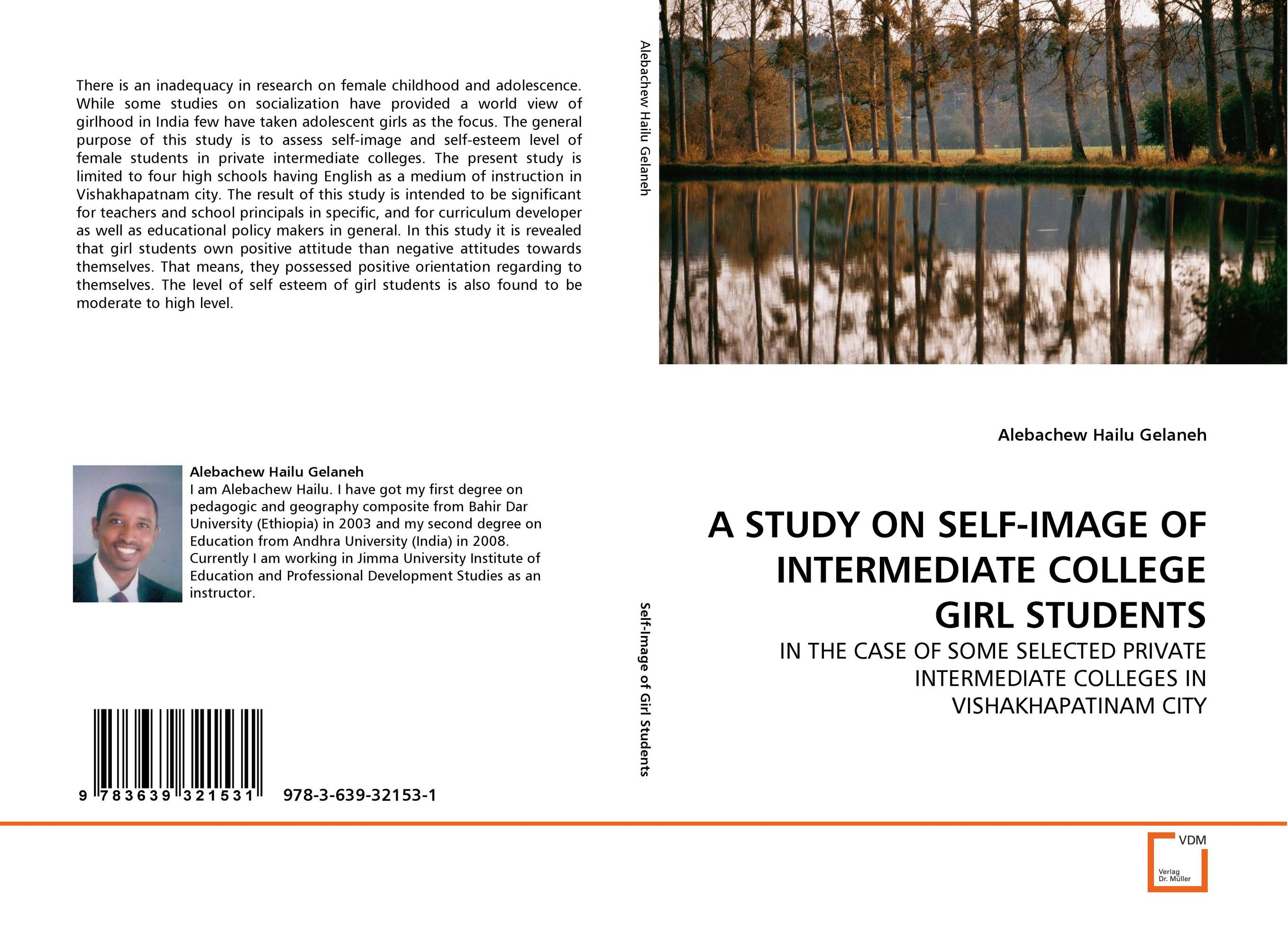 A STUDY ON SELF-IMAGE OF INTERMEDIATE COLLEGE GIRL STUDENTS