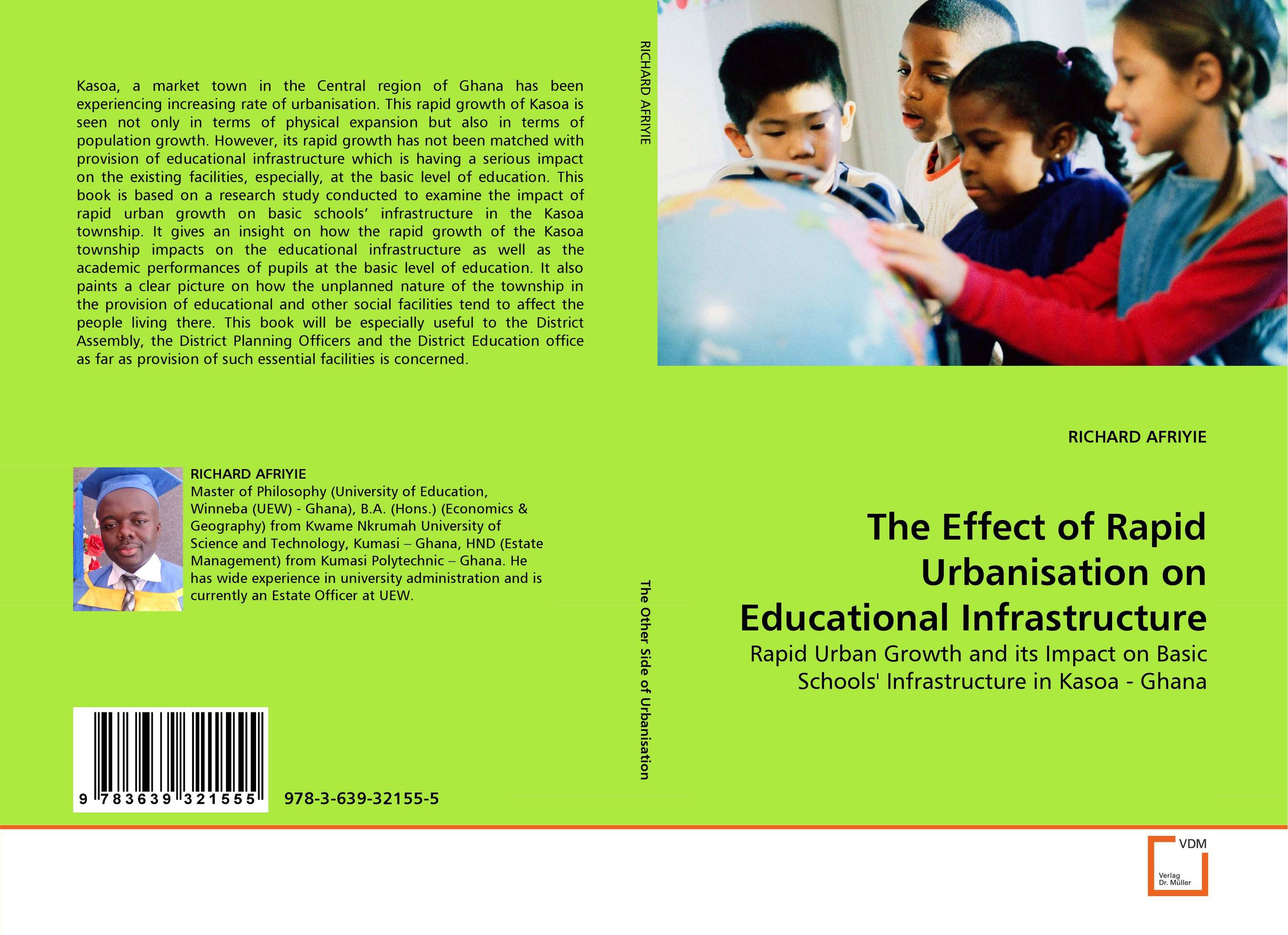 The Effect of Rapid Urbanisation on Educational Infrastructure