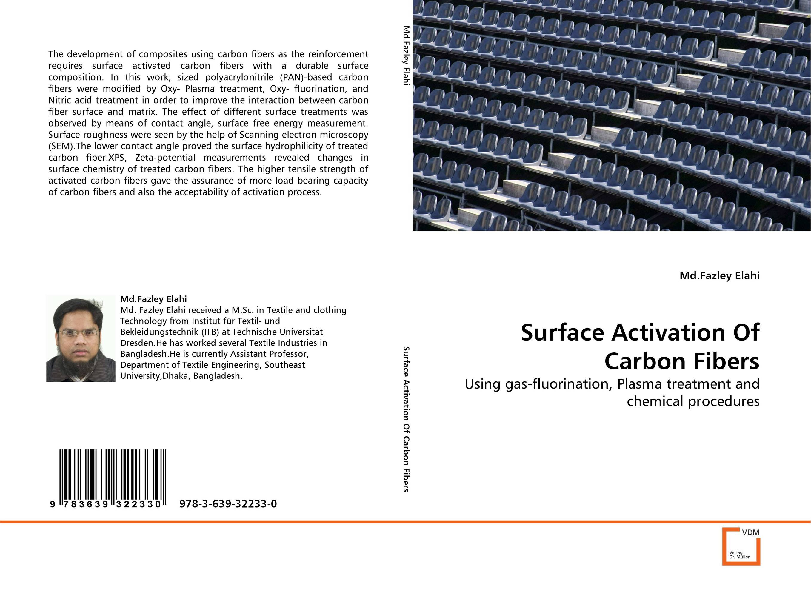 Surface Activation Of Carbon Fibers