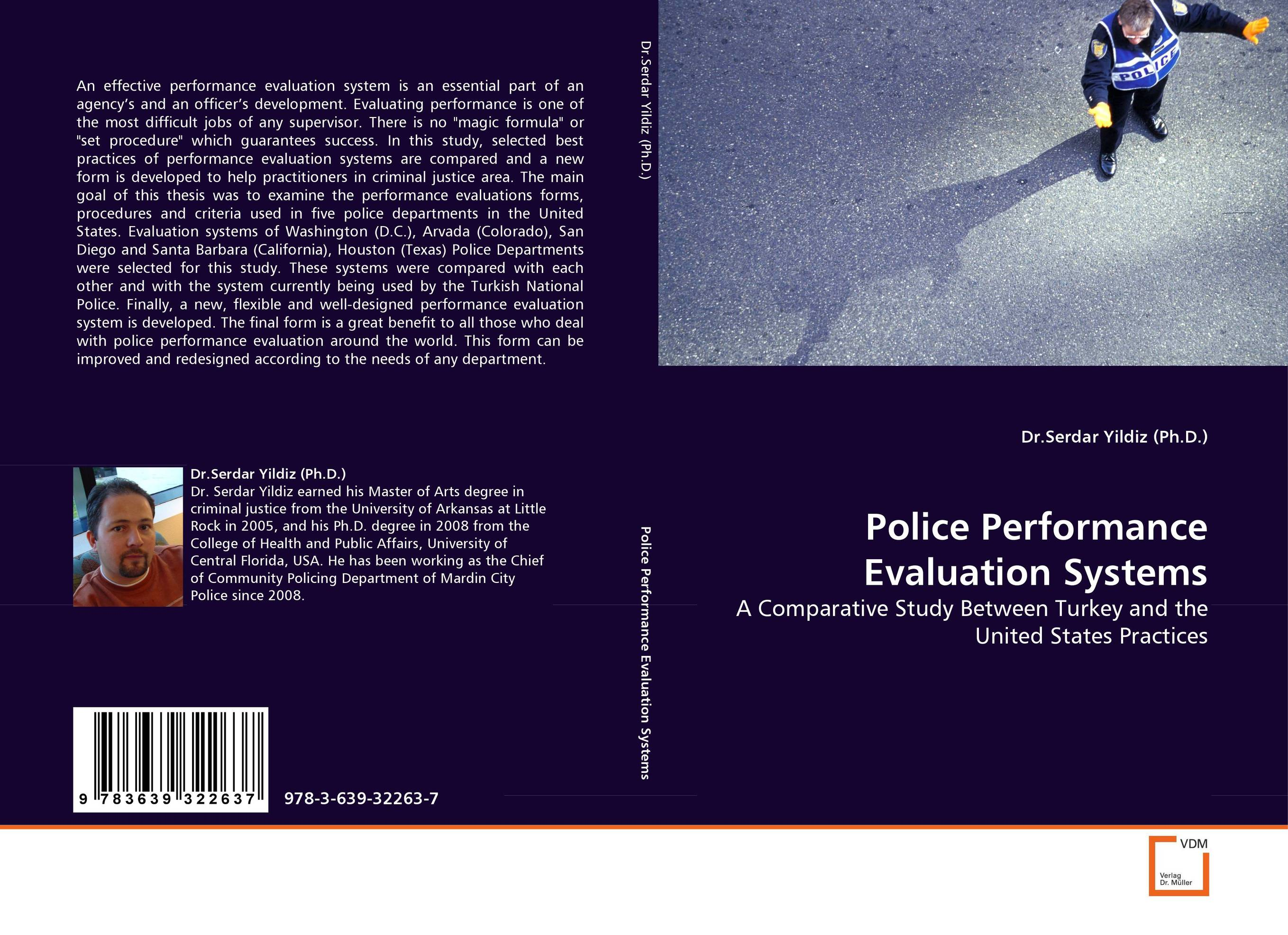Police Performance Evaluation Systems evaluation and developing an onion peeling system