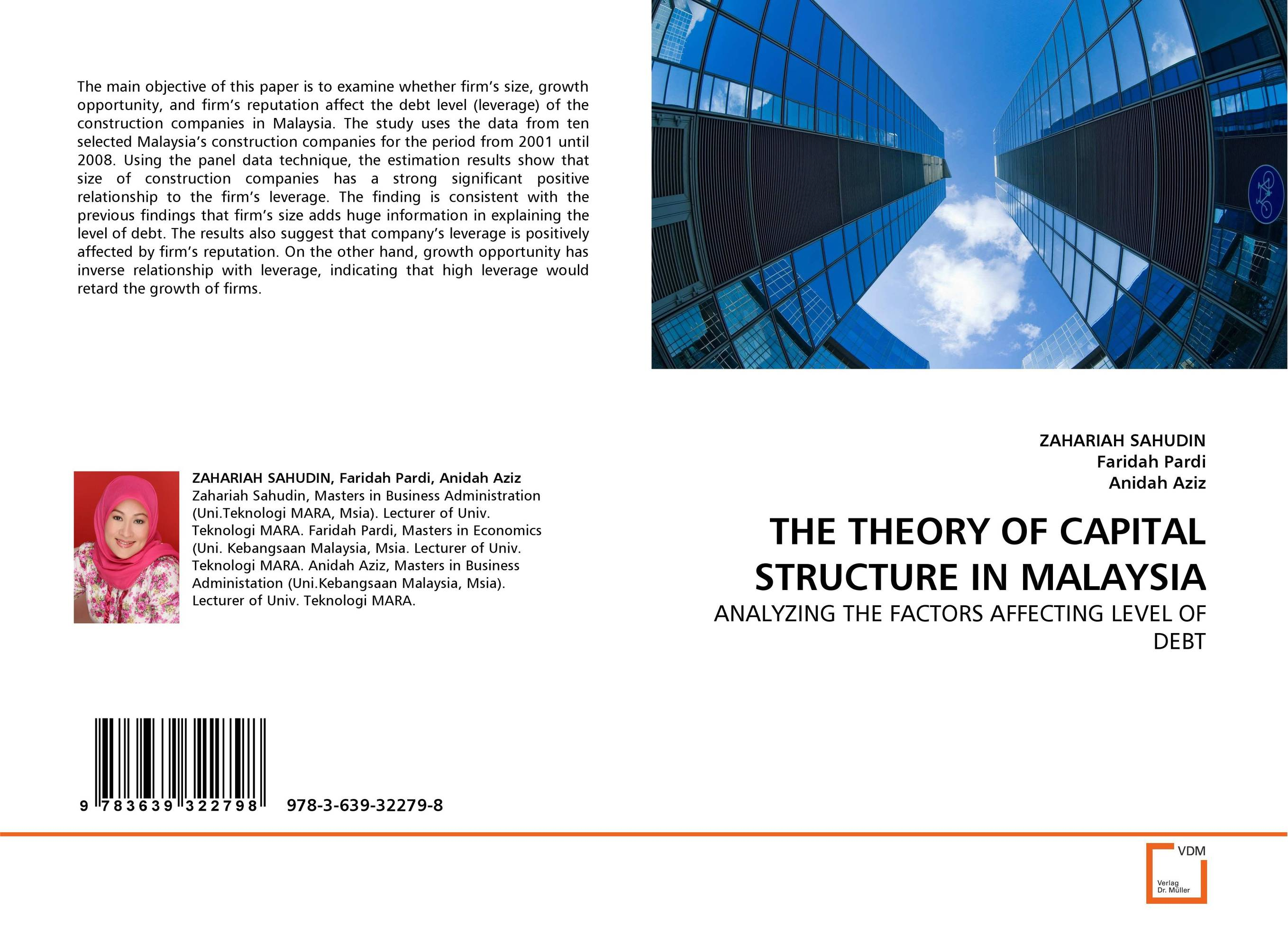 THE THEORY OF CAPITAL STRUCTURE IN MALAYSIA the firm