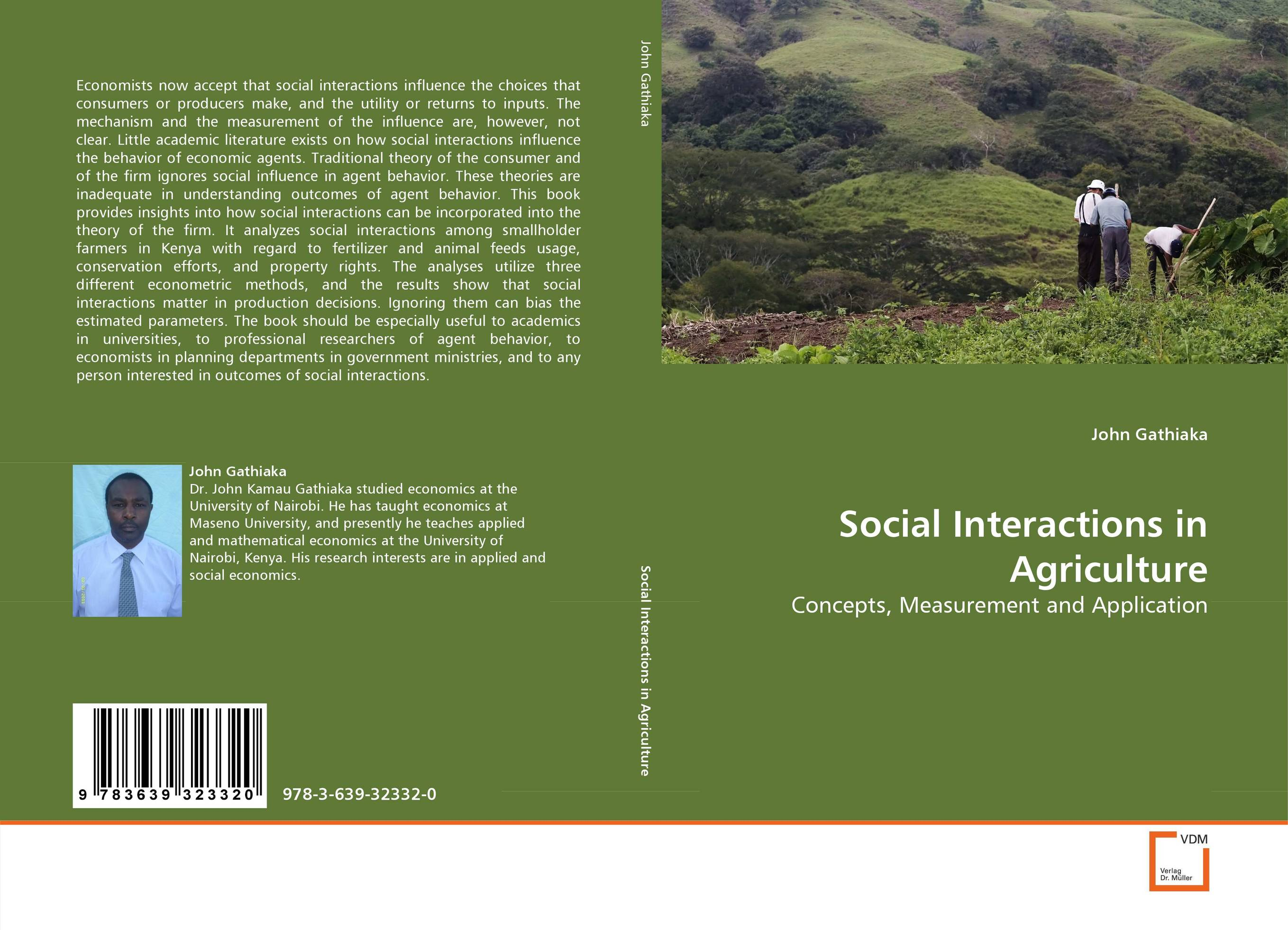 Social Interactions in Agriculture