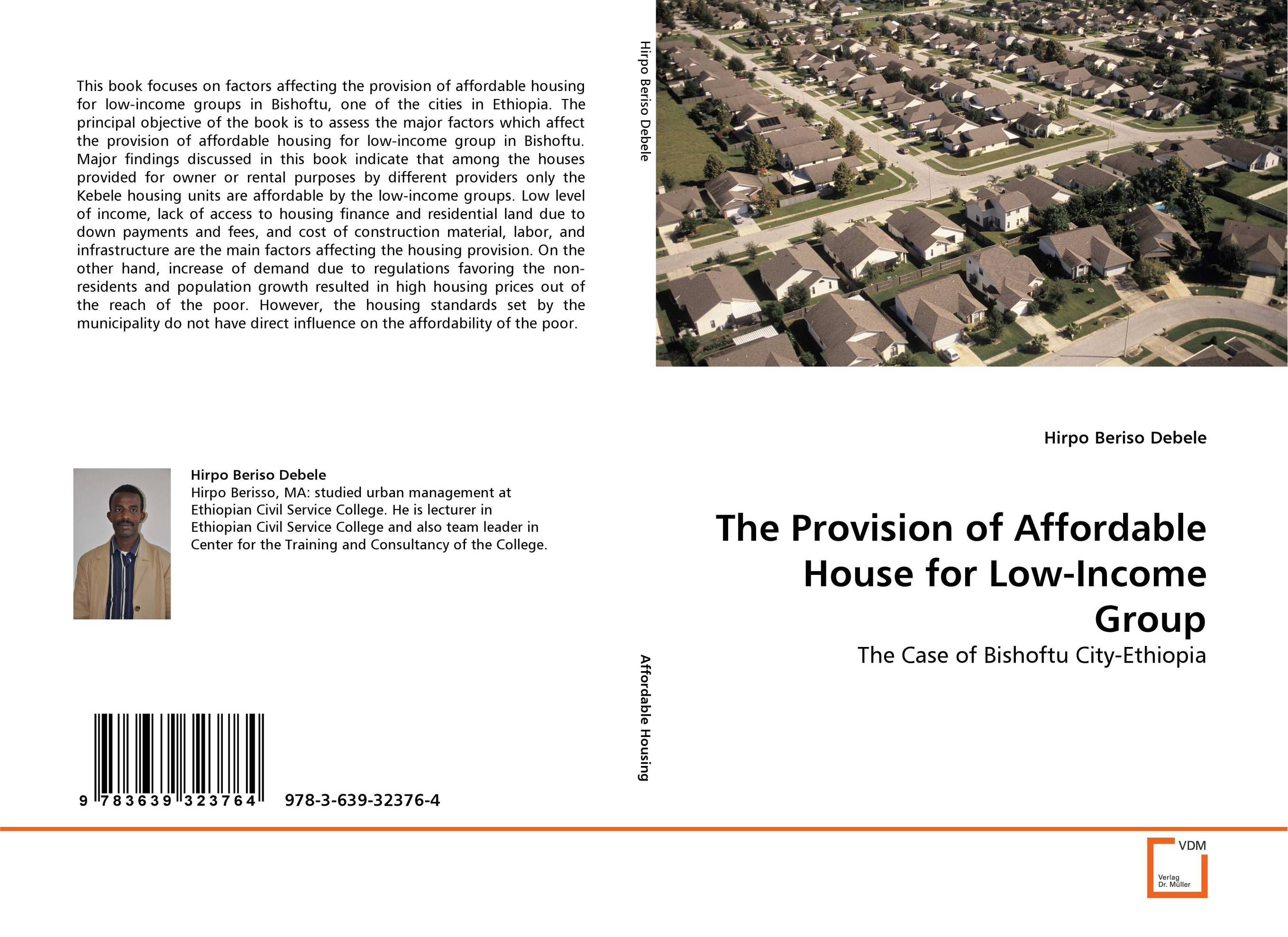 The Provision of Affordable House for Low-Income Group land tenure housing and low income earners