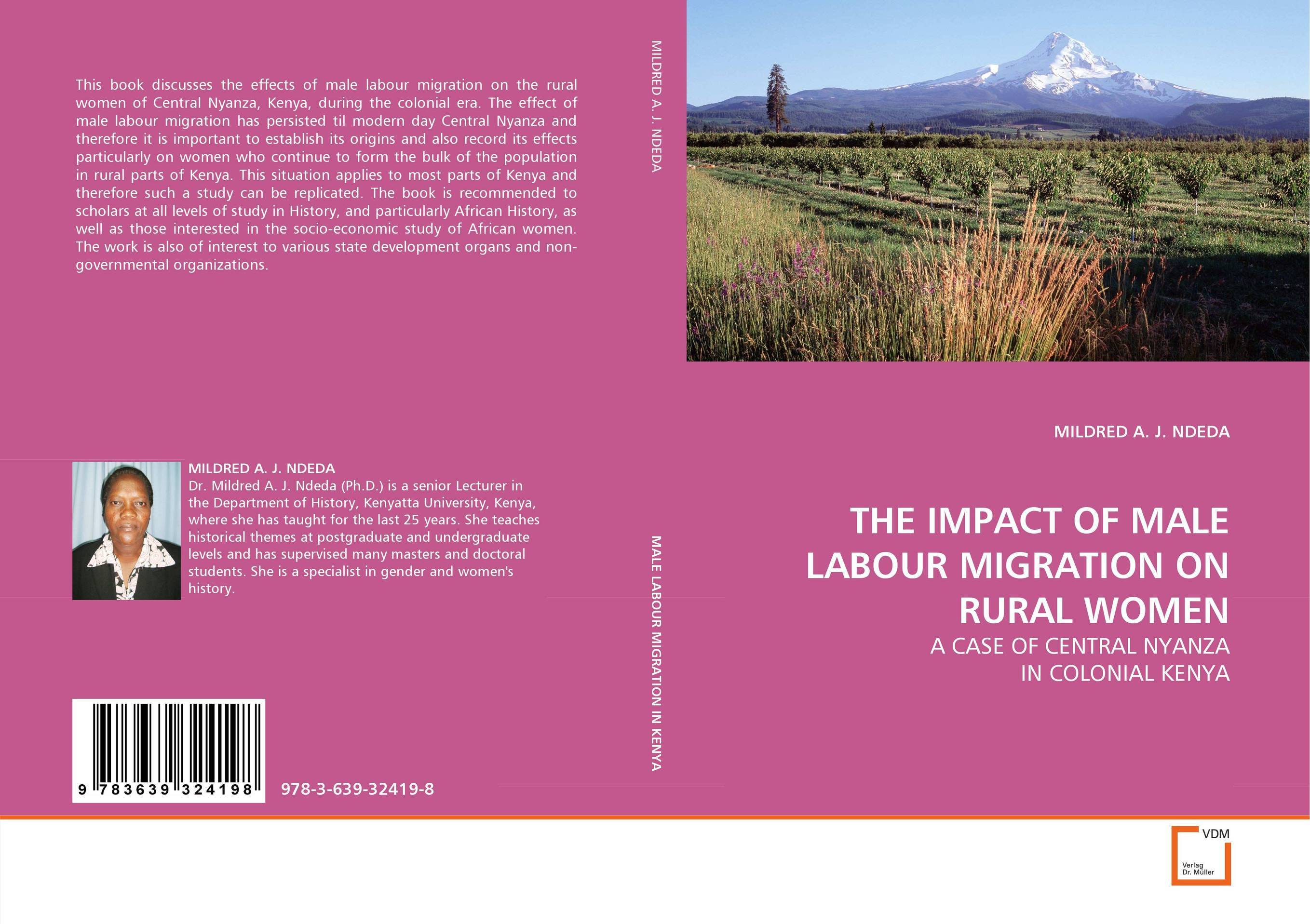 THE IMPACT OF MALE LABOUR MIGRATION ON RURAL WOMEN the impact of labour unionism on the christian society