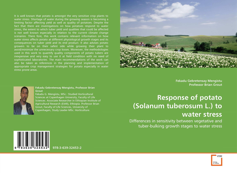 Response of potato (Solanum tuberosum L.) to water stress ndereyimana assinapol praneetha s and pugalendhi l spacing and fertigation in brinjal solanum melongena l grafts