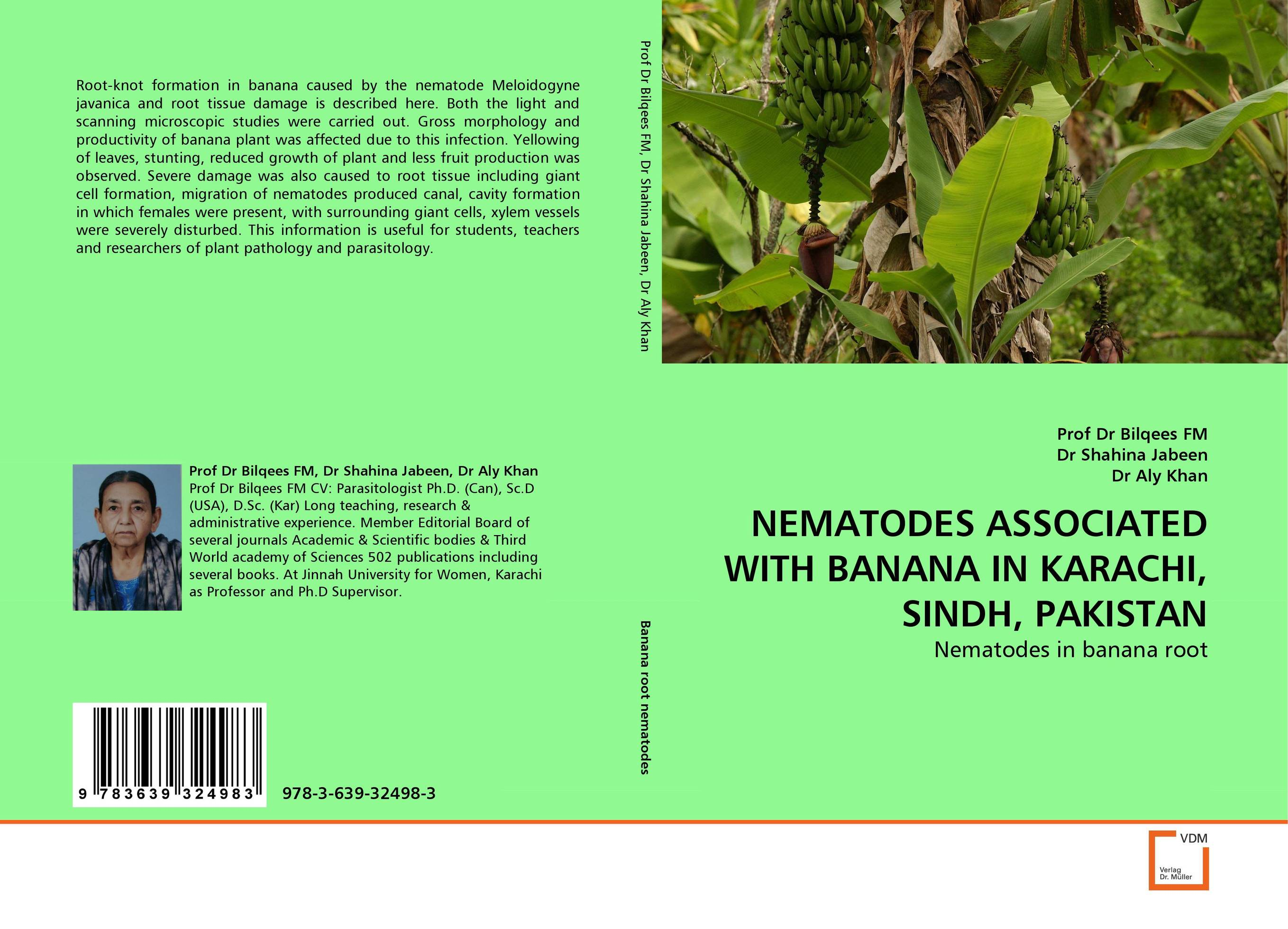 NEMATODES ASSOCIATED WITH BANANA IN KARACHI, SINDH, PAKISTAN the teeth with root canal students to practice root canal preparation and filling actually
