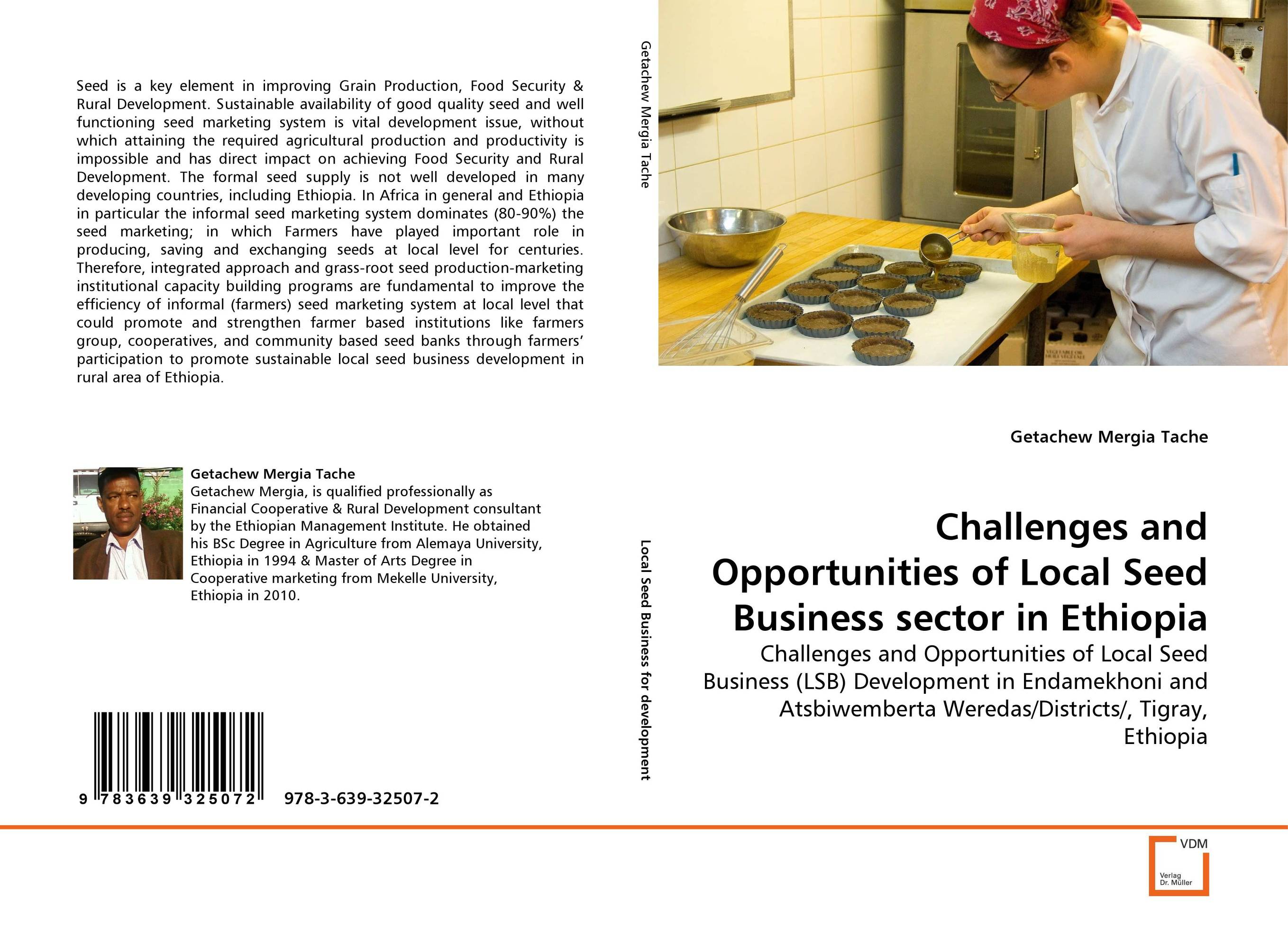где купить Challenges and Opportunities of Local Seed Business sector in Ethiopia по лучшей цене