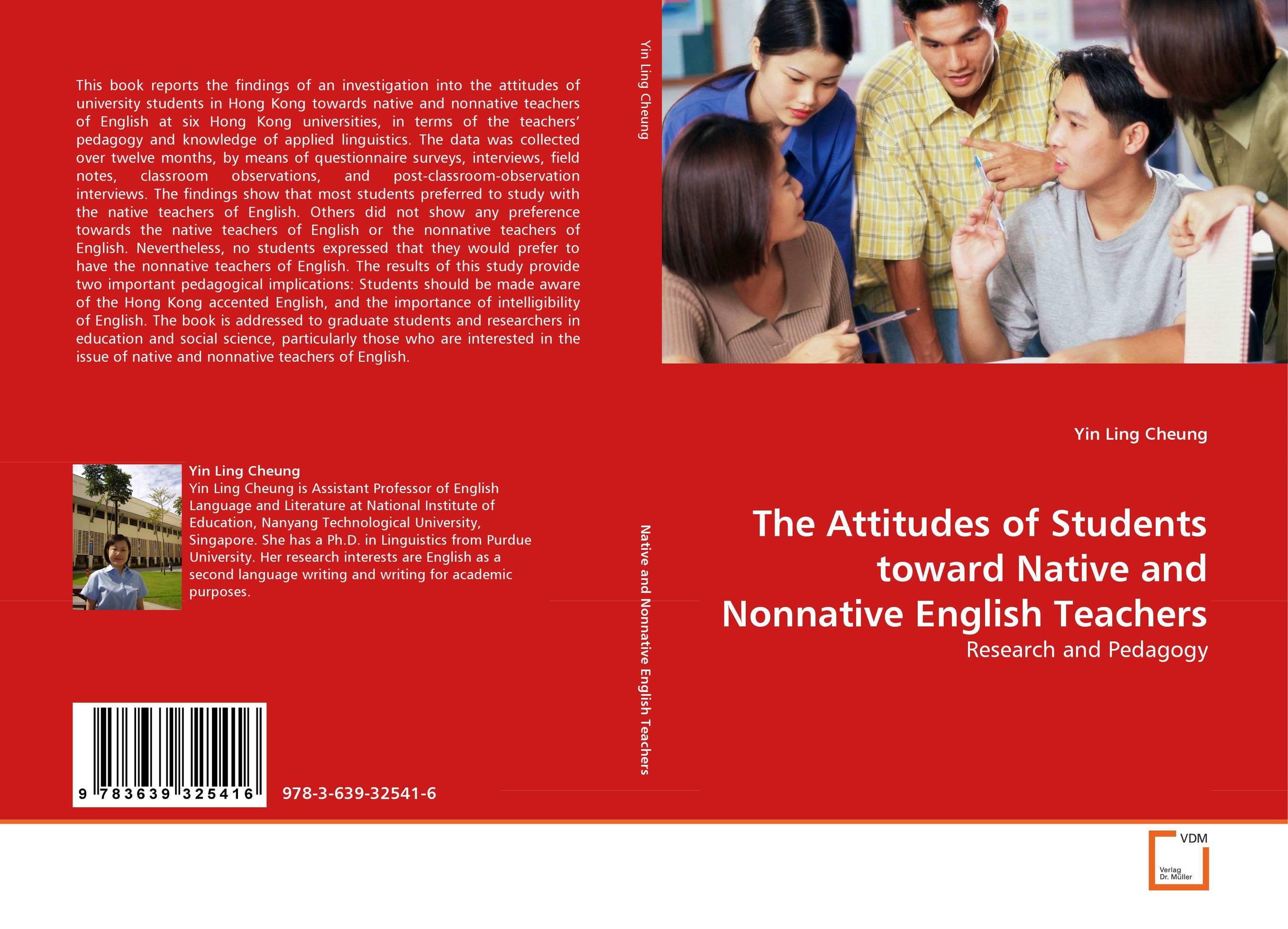 The Attitudes of Students toward Native and Nonnative English Teachers attitudes to bilingualism among japanese learners of english