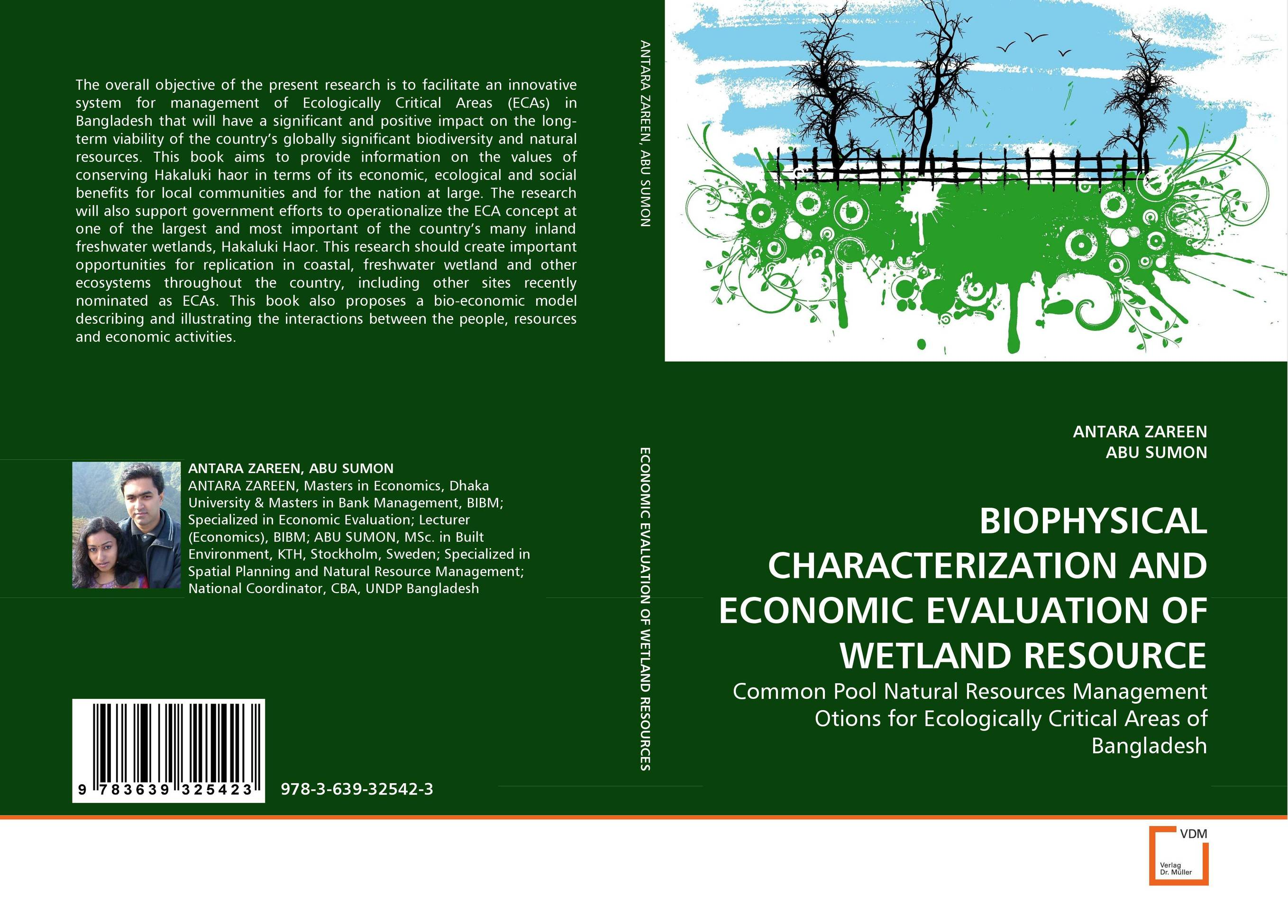 BIOPHYSICAL CHARACTERIZATION AND ECONOMIC EVALUATION OF WETLAND RESOURCE the failure of economic nationalism in slovenia s transition
