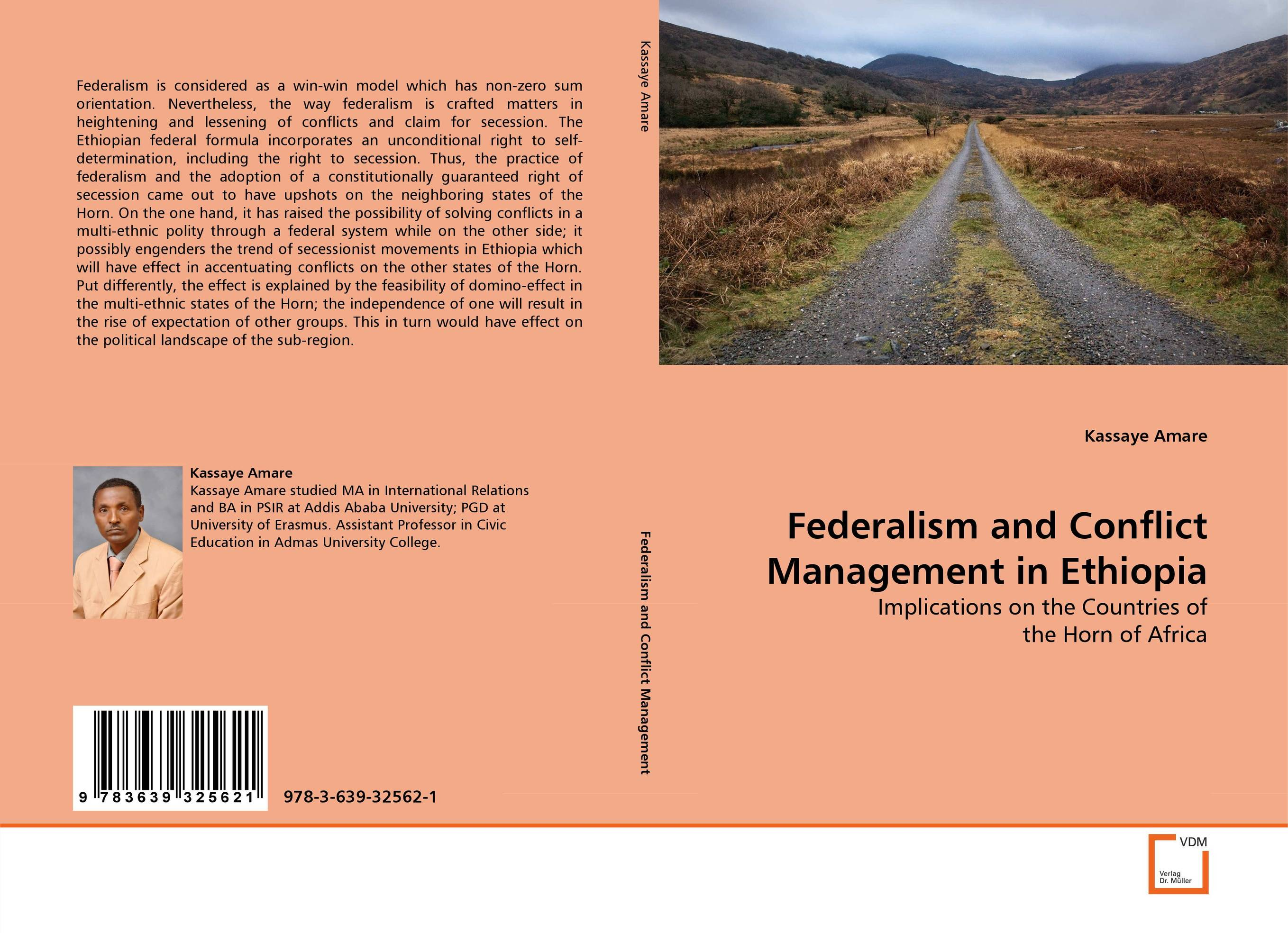Federalism and Conflict Management in Ethiopia сборник статей ethnic conflicts in the baltic states in post soviet period