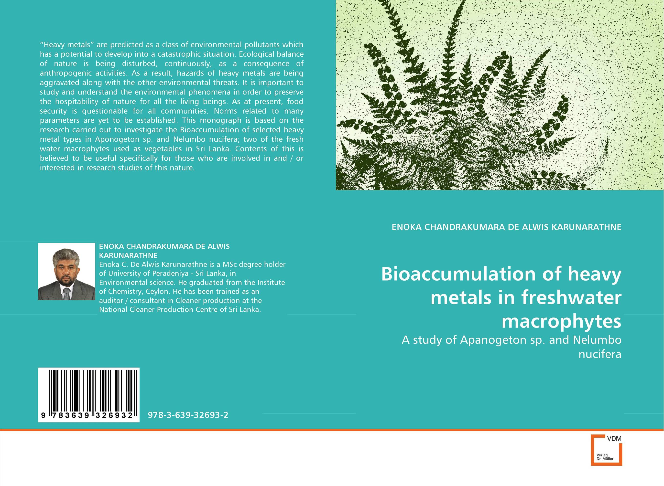 Bioaccumulation of heavy metals in freshwater macrophytes marwan a ibrahim effect of heavy metals on haematological and testicular functions