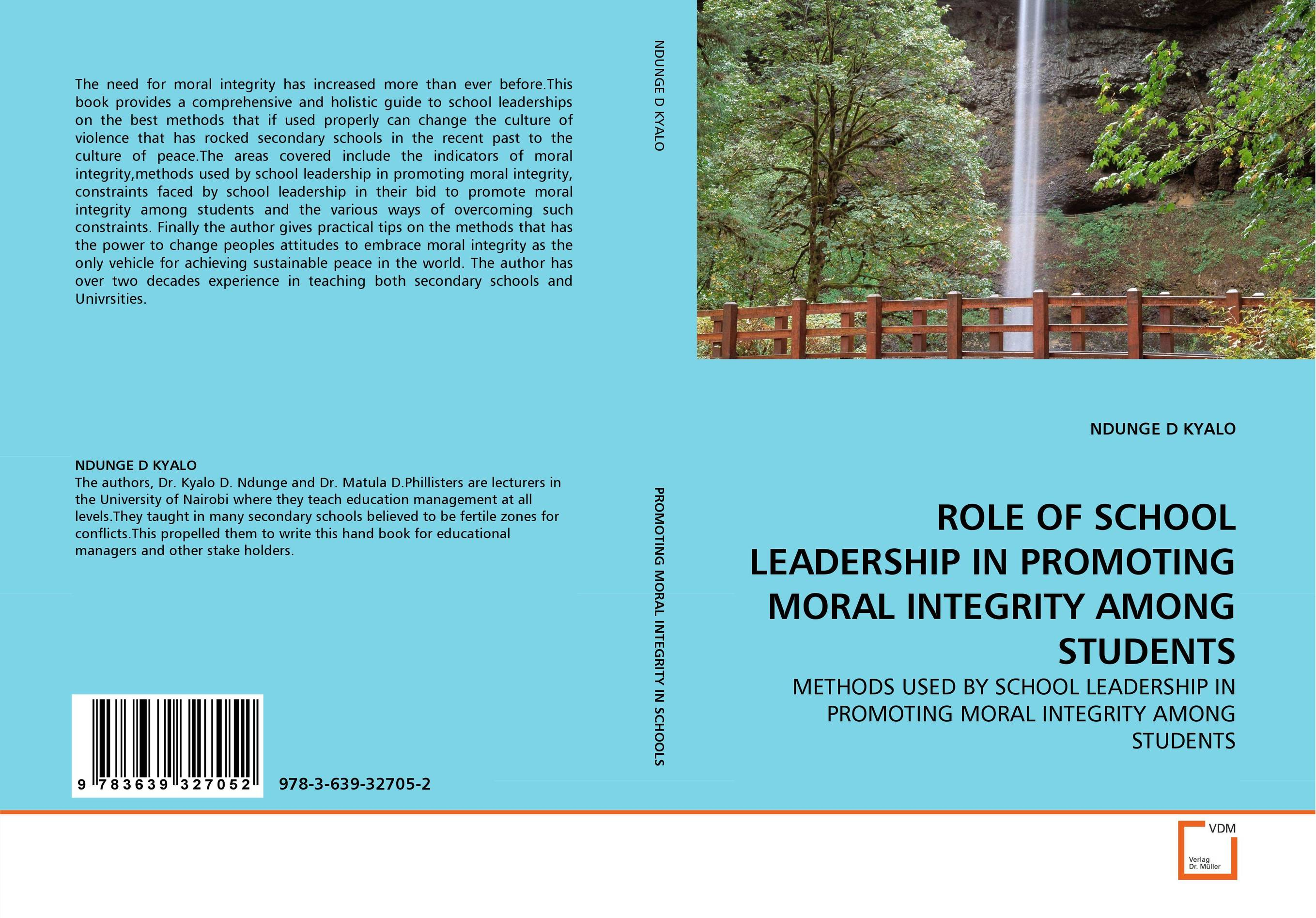 ROLE OF SCHOOL LEADERSHIP IN PROMOTING MORAL INTEGRITY AMONG STUDENTS liebherr cuwb 3311