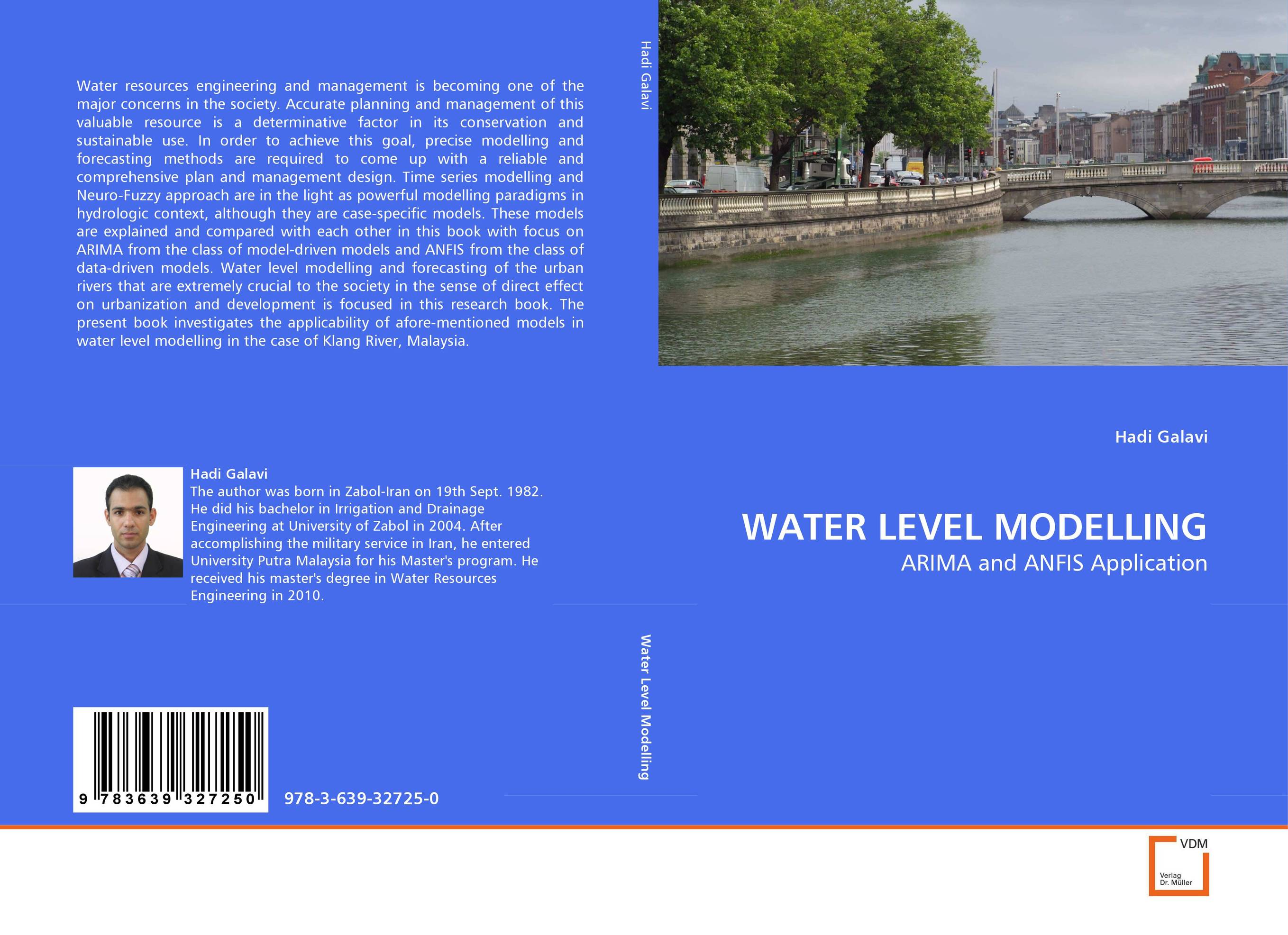 WATER LEVEL MODELLING driven to distraction