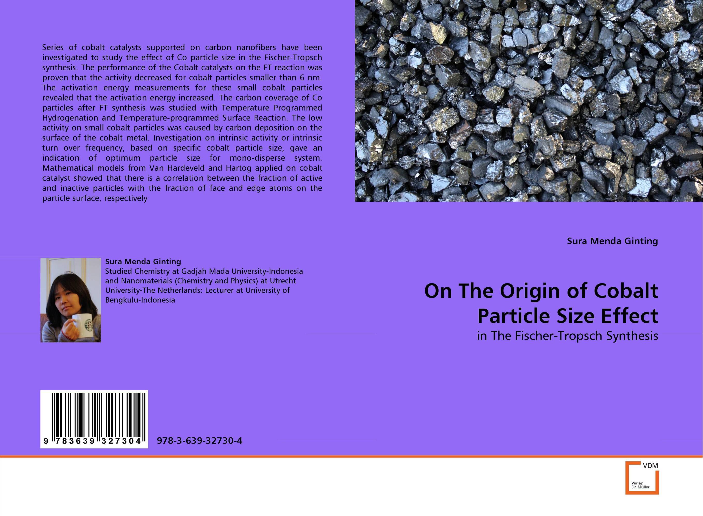 On The Origin of Cobalt Particle Size Effect kumiko nakanishi japanese grammar practice particles wa and ga complex case particles and adverbial particles практическая граматика японского языка продвинутого уровня частицы