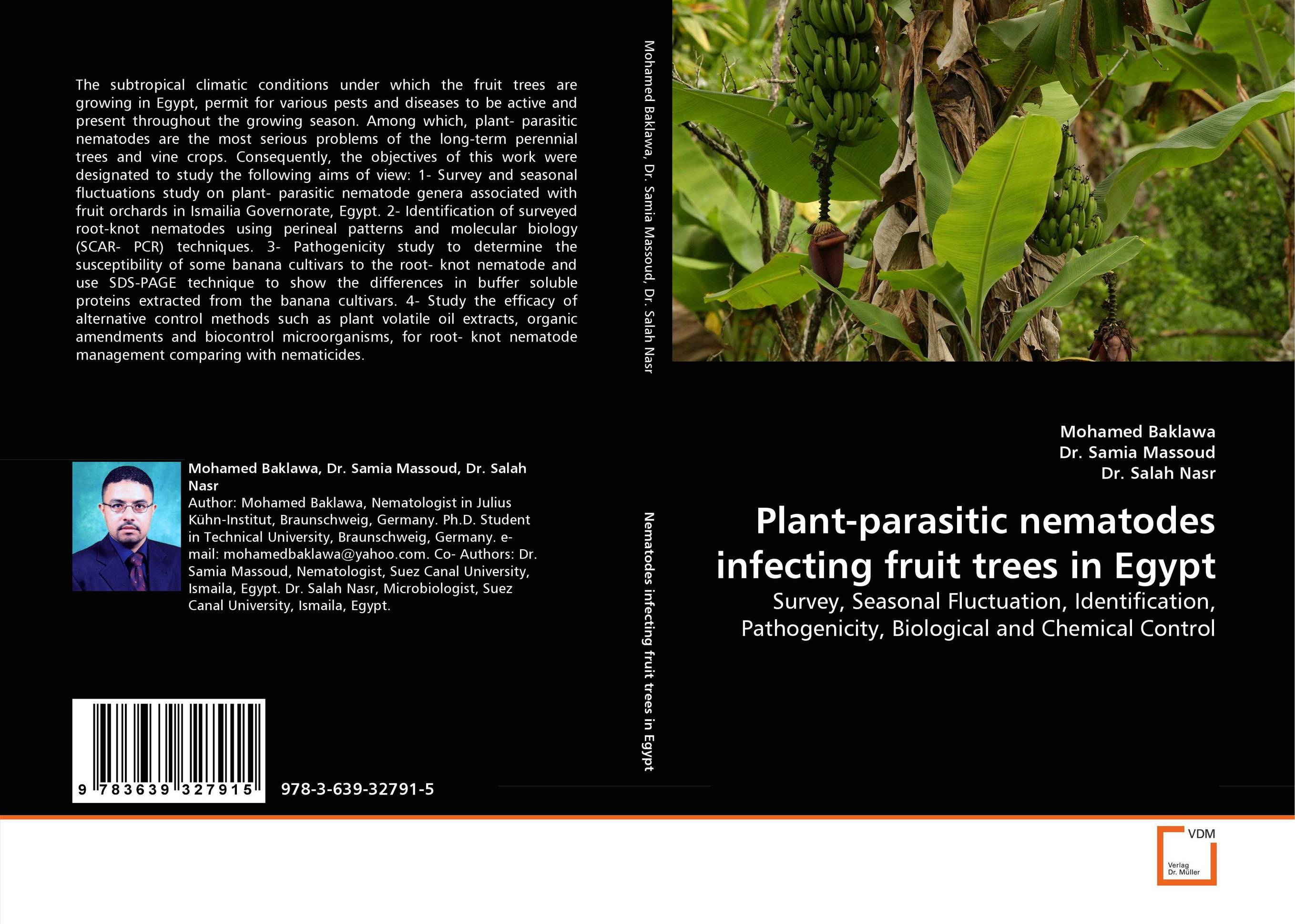 Plant-parasitic nematodes infecting fruit trees in Egypt the trees trees the garden of jane delawney lp