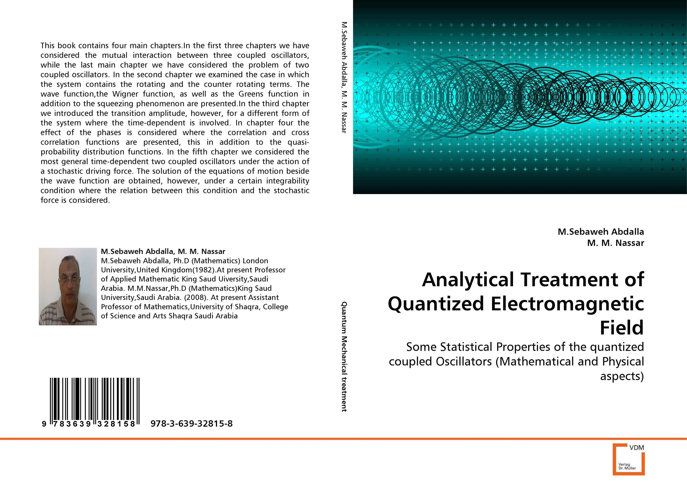 Analytical Treatment of Quantized Electromagnetic Field the medical interview the three function approach