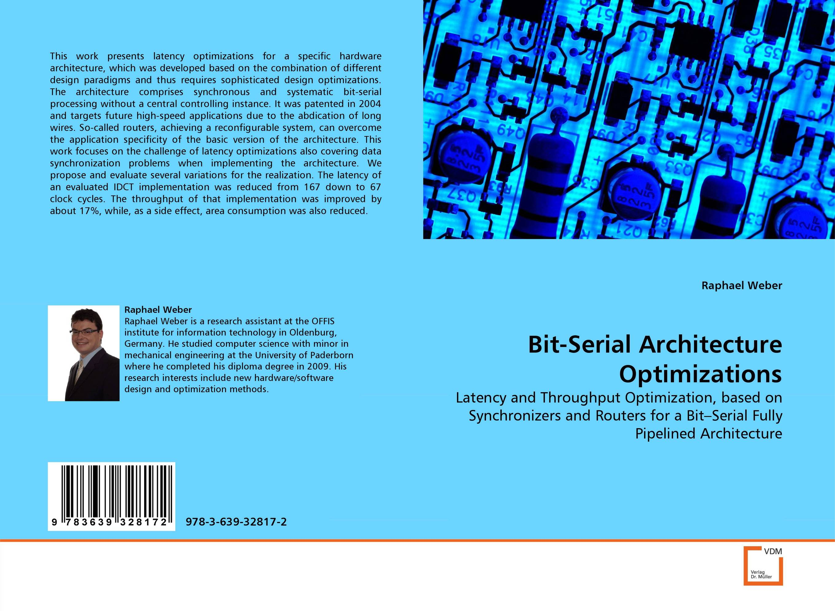 Bit-Serial Architecture Optimizations