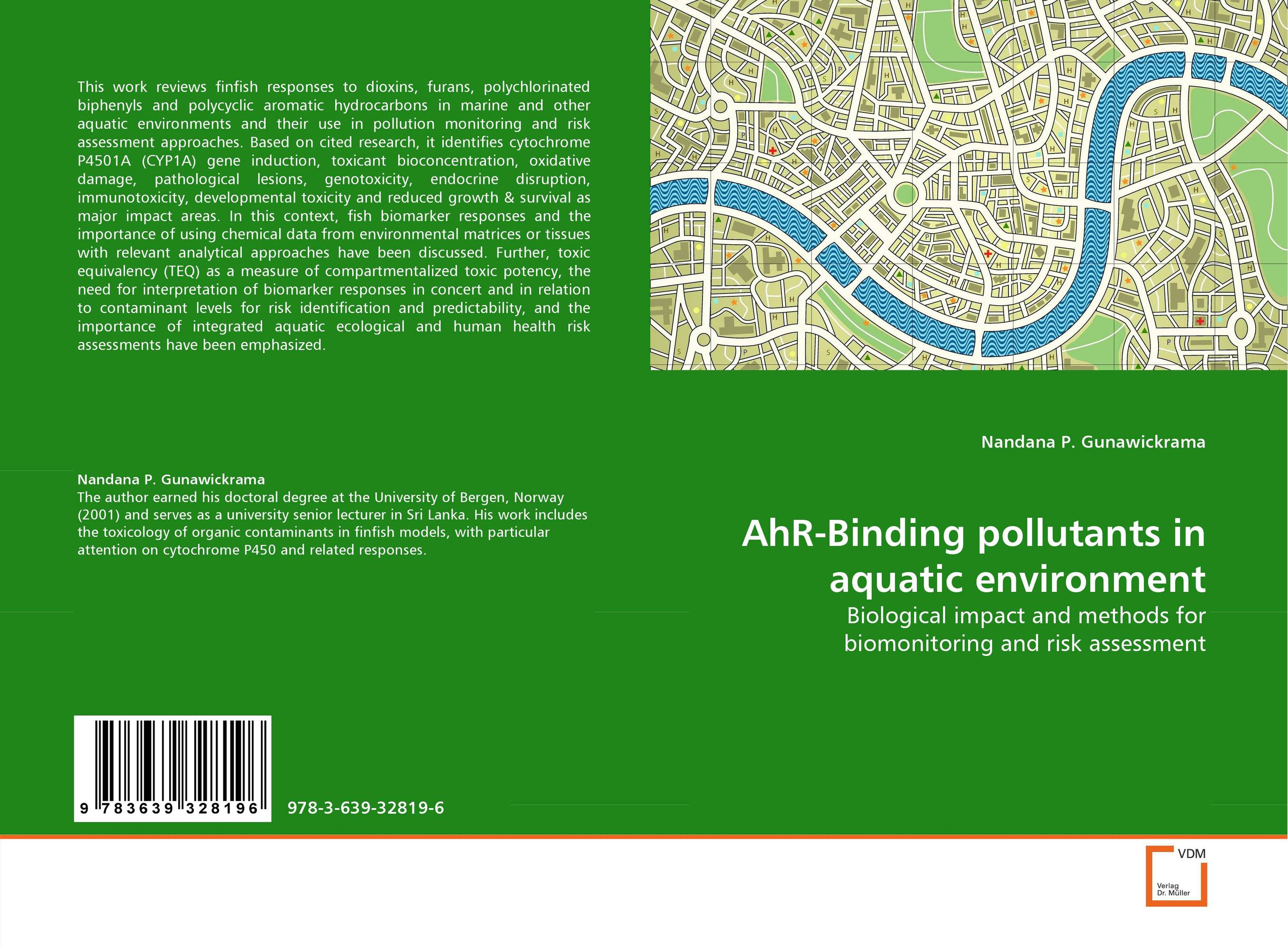 AhR-Binding pollutants in aquatic environment risk regulation and administrative constitutionalism