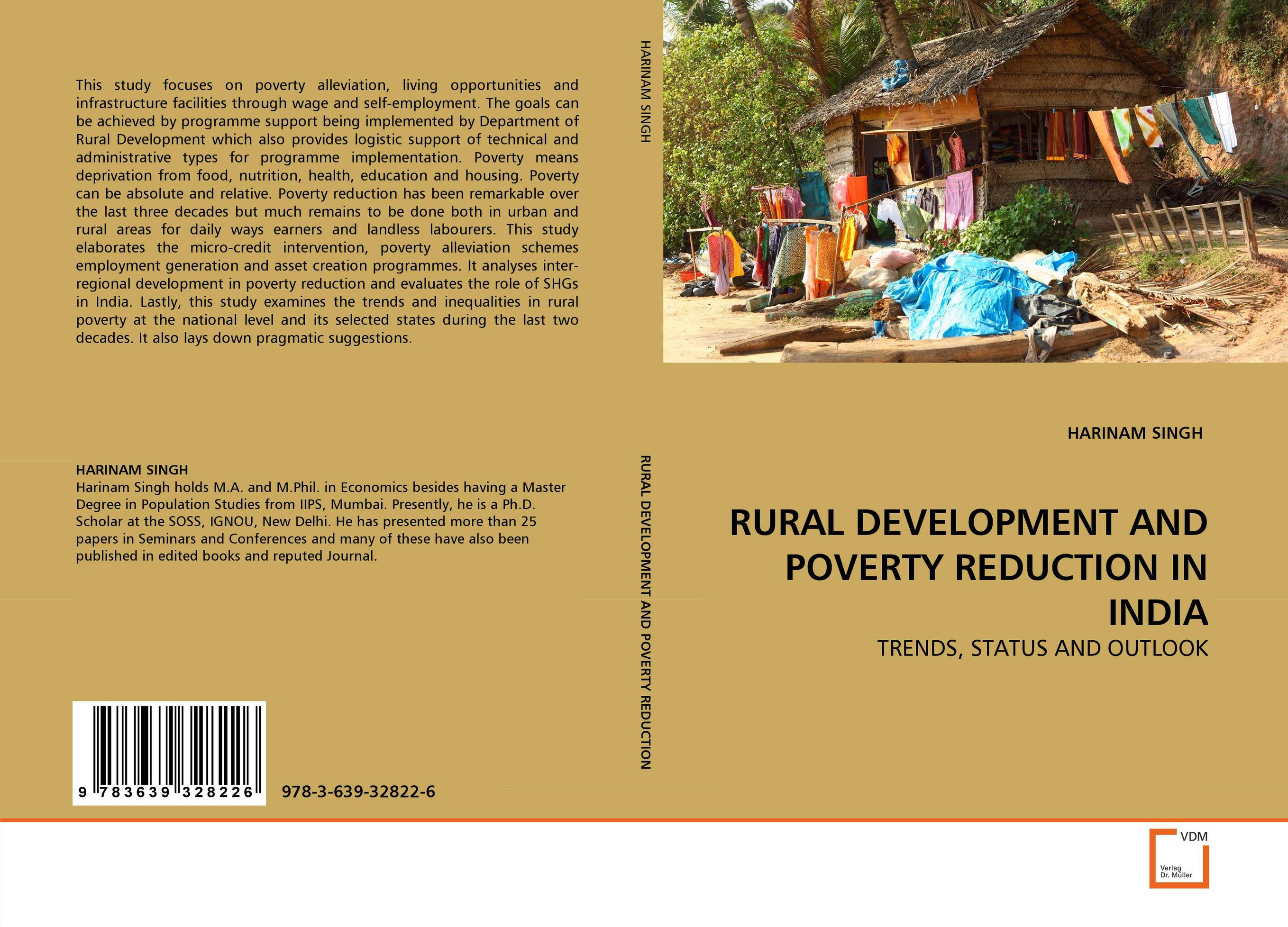 RURAL DEVELOPMENT AND POVERTY REDUCTION IN INDIA poverty and development in rural india