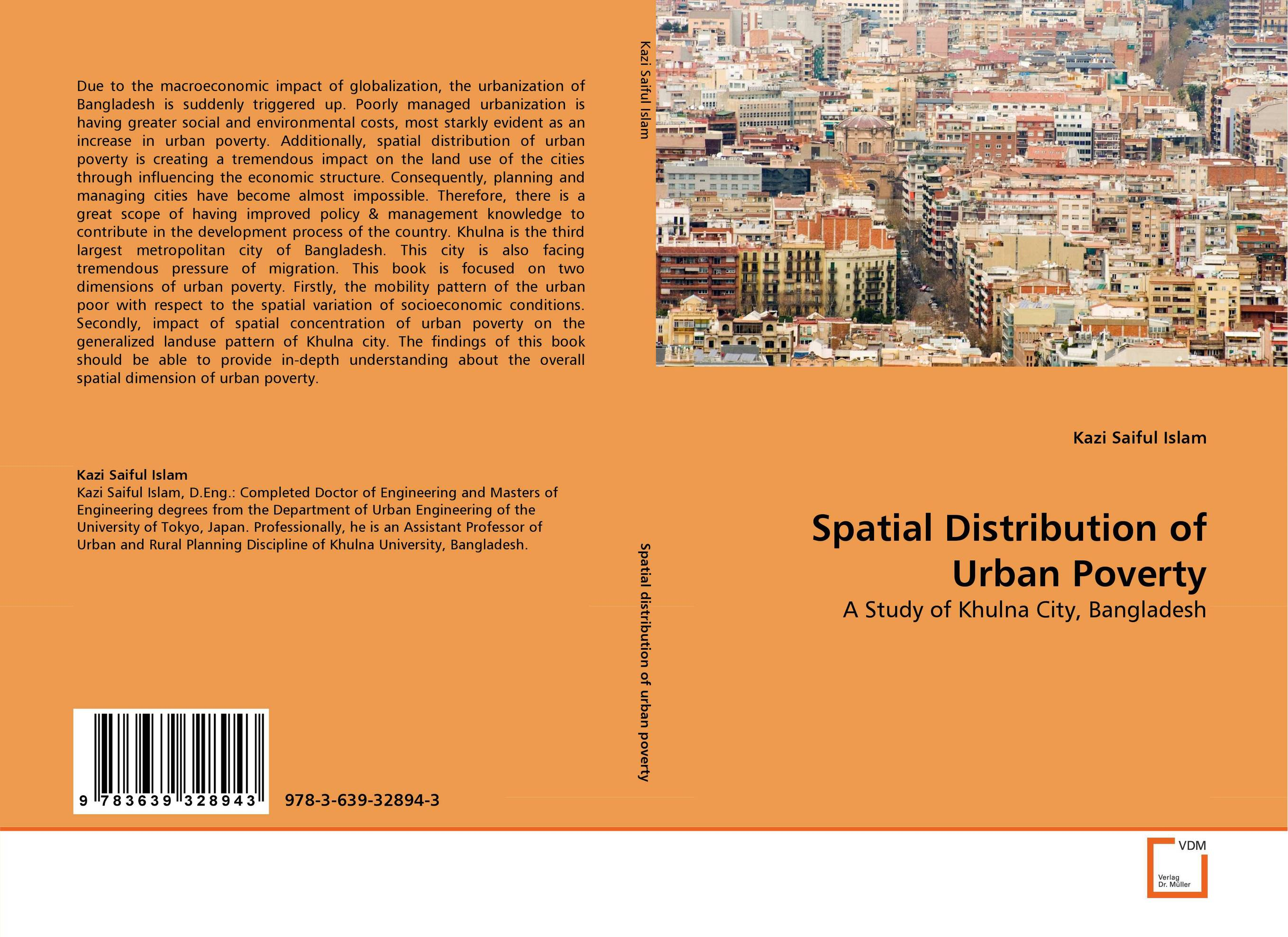 Spatial Distribution of Urban Poverty esprit esprit esrg 91484 a