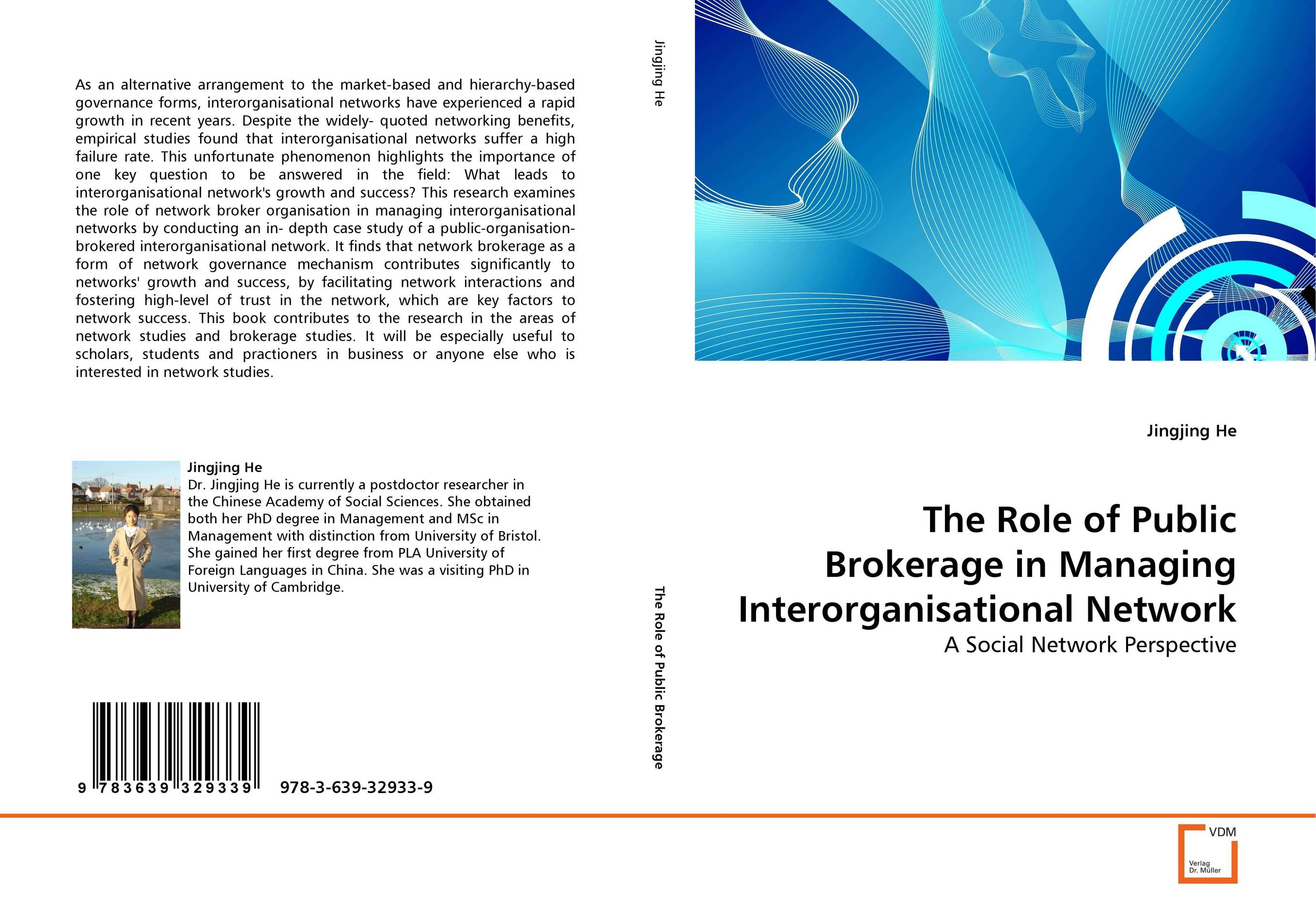 The Role of Public Brokerage in Managing Interorganisational Network managing the store