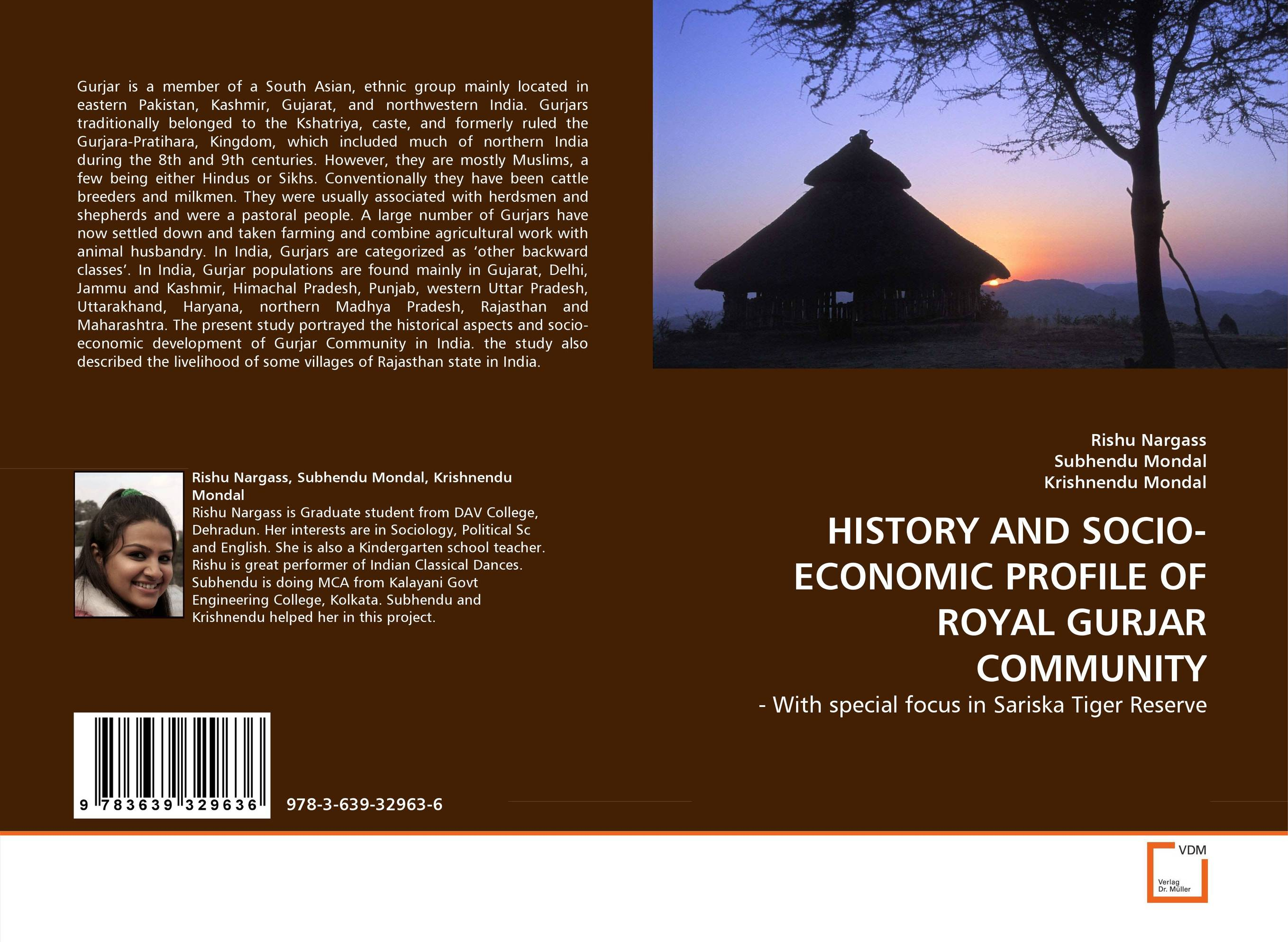 HISTORY AND SOCIO-ECONOMIC PROFILE OF ROYAL GURJAR COMMUNITY community resilience of village udekaran punjab india