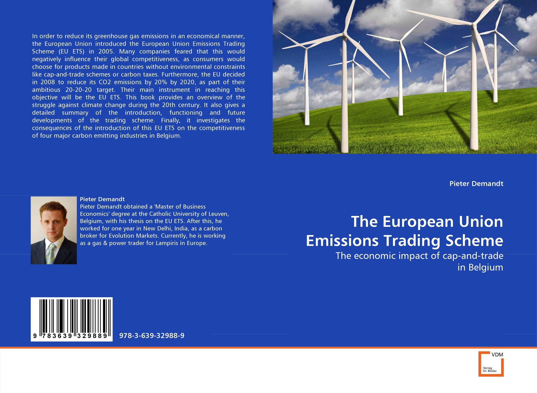 The European Union Emissions Trading Scheme