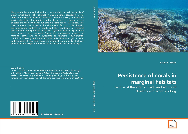 Persistence of corals in marginal habitats the corals of pakistan