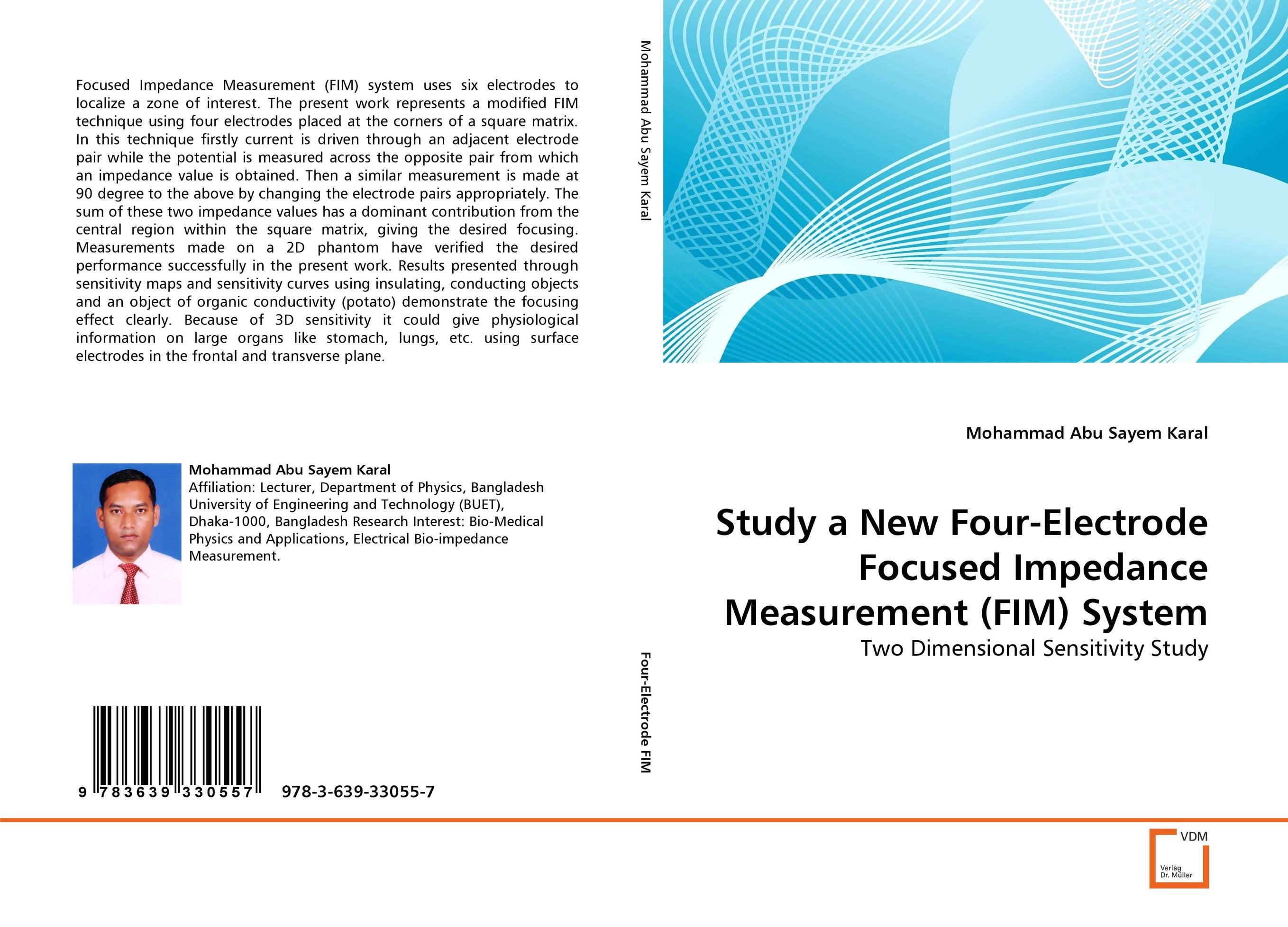 Study a New Four-Electrode Focused Impedance Measurement (FIM) System application of conducting polymer electrodes in cell impedance sensing